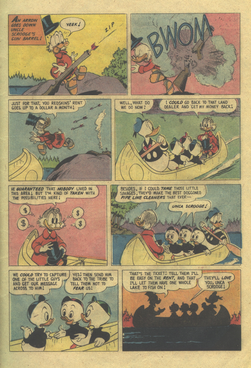Uncle Scrooge (1953) Issue #112 #112 - English 13