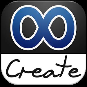 Logo de lensoo create