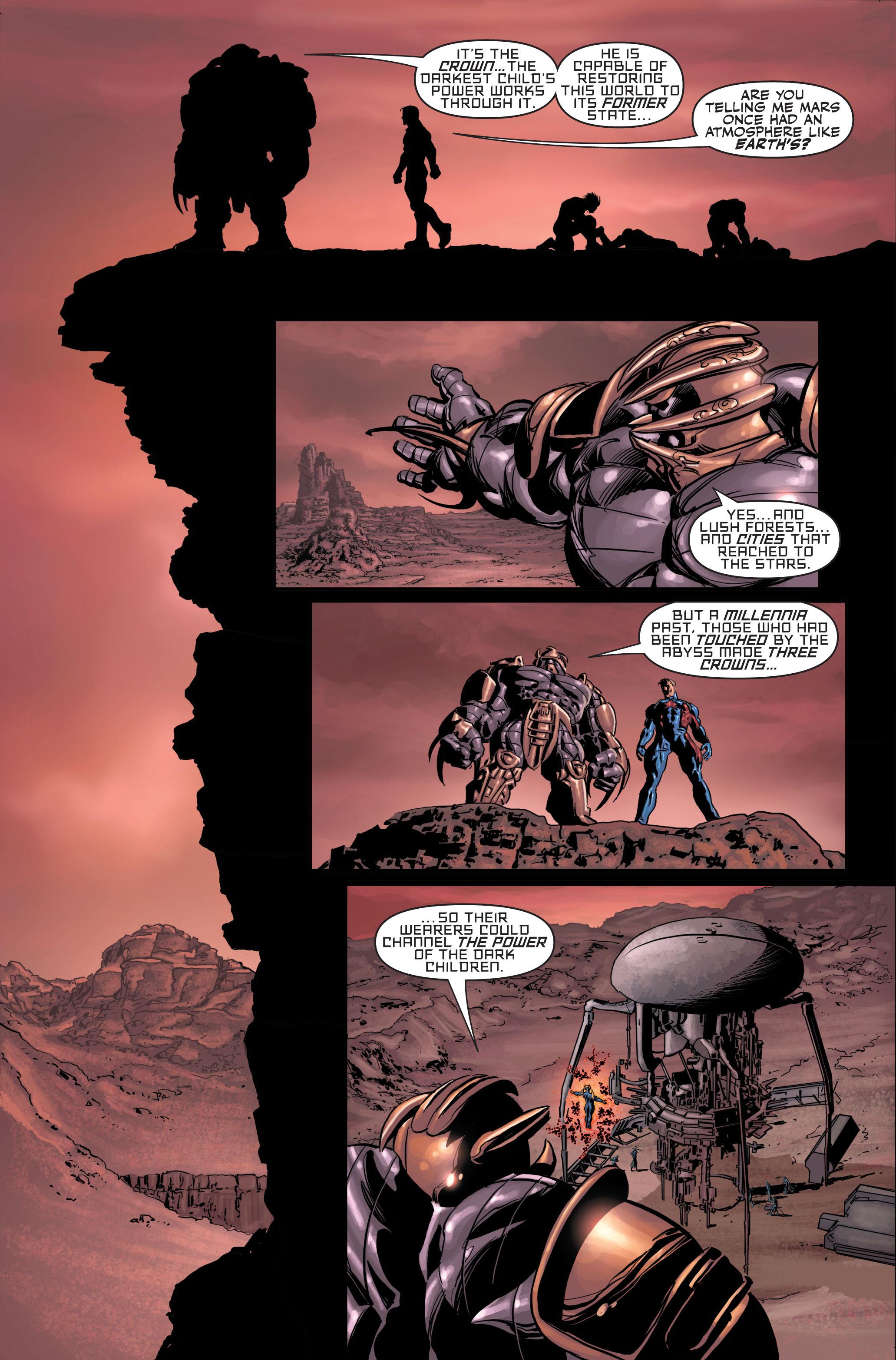 Read online Secret Avengers (2010) comic -  Issue #3 - 19
