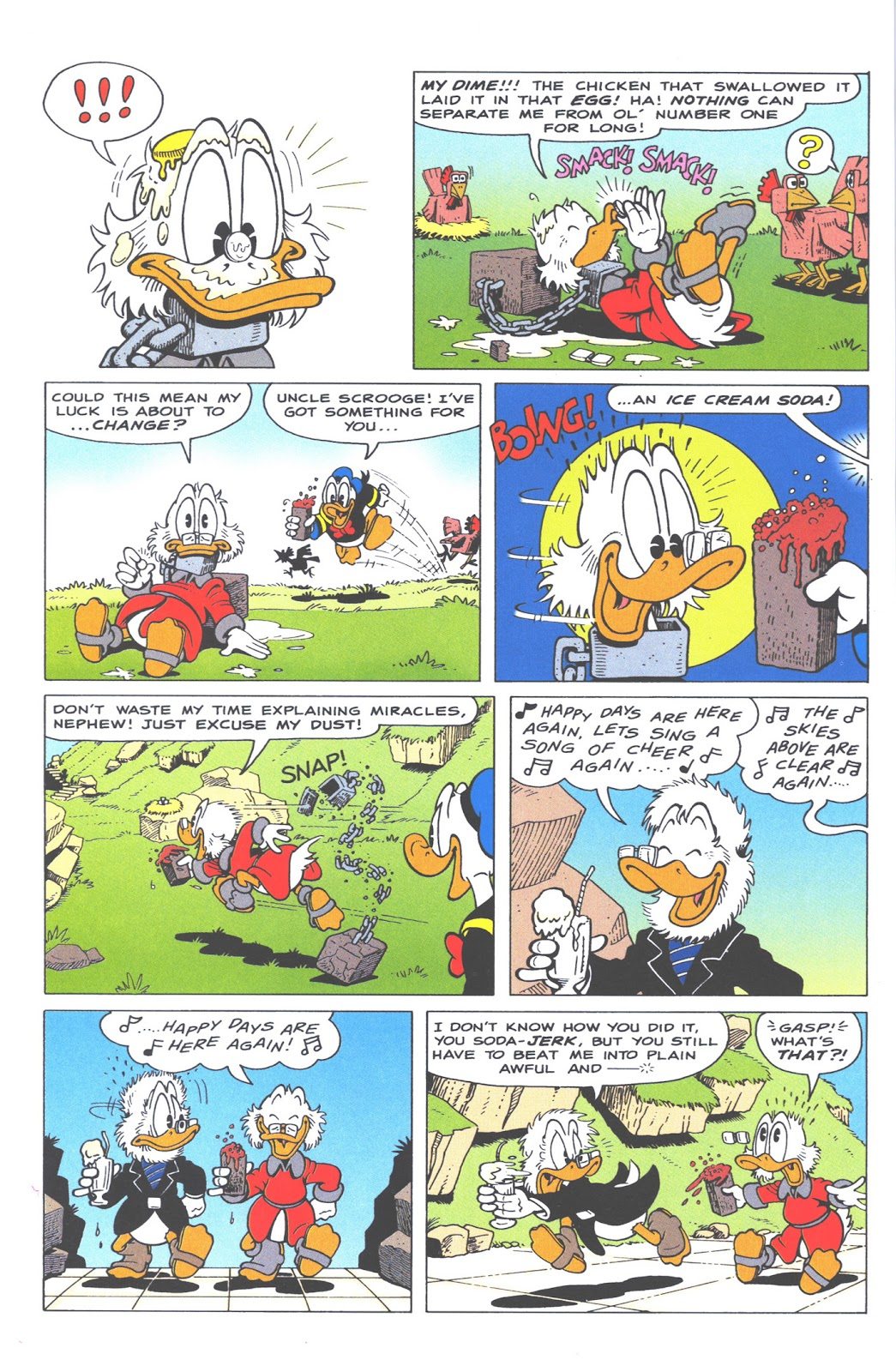 Uncle Scrooge (1953) Issue #362 #362 - English 26