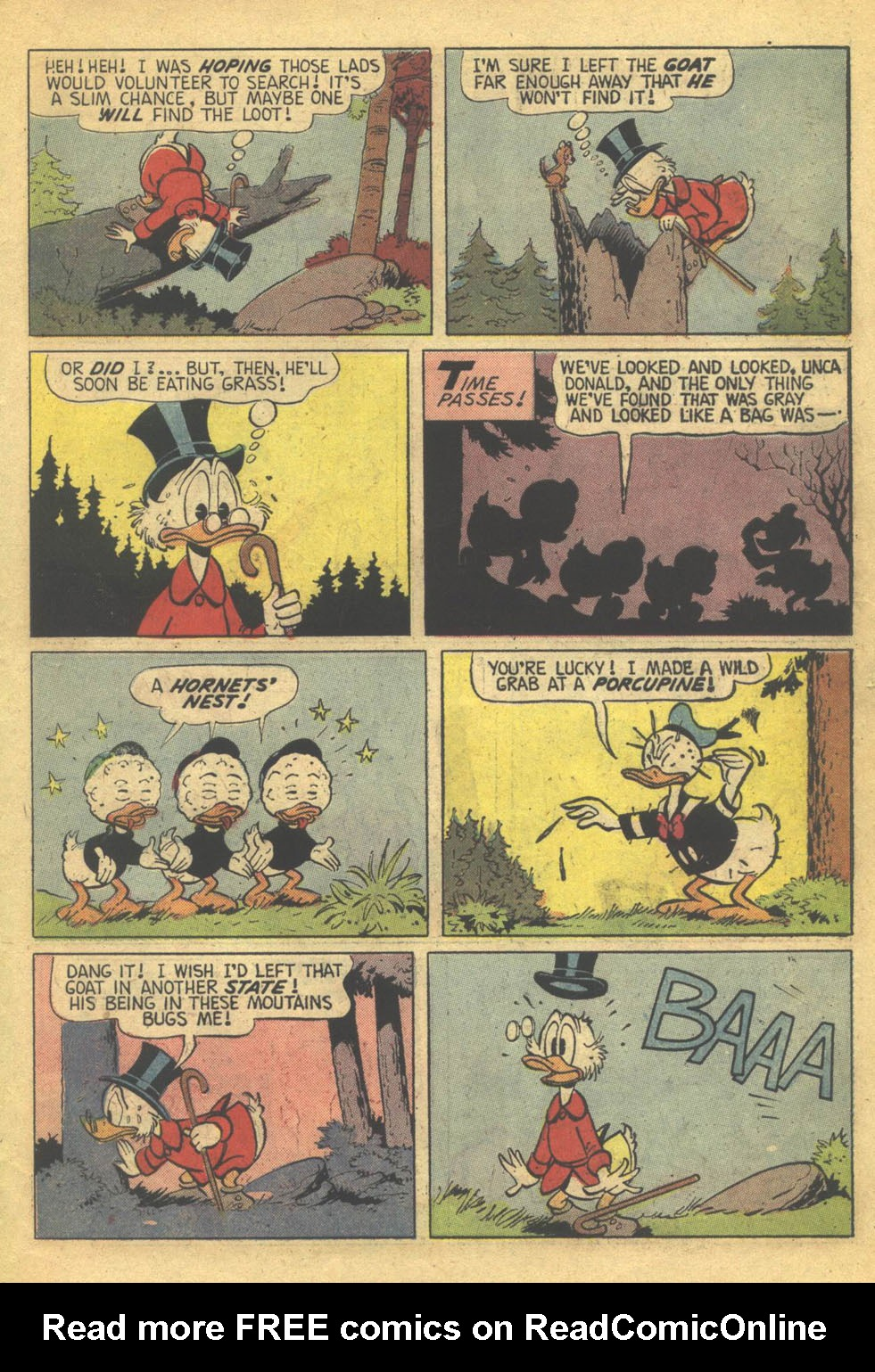Uncle Scrooge (1953) Issue #73 #73 - English 27
