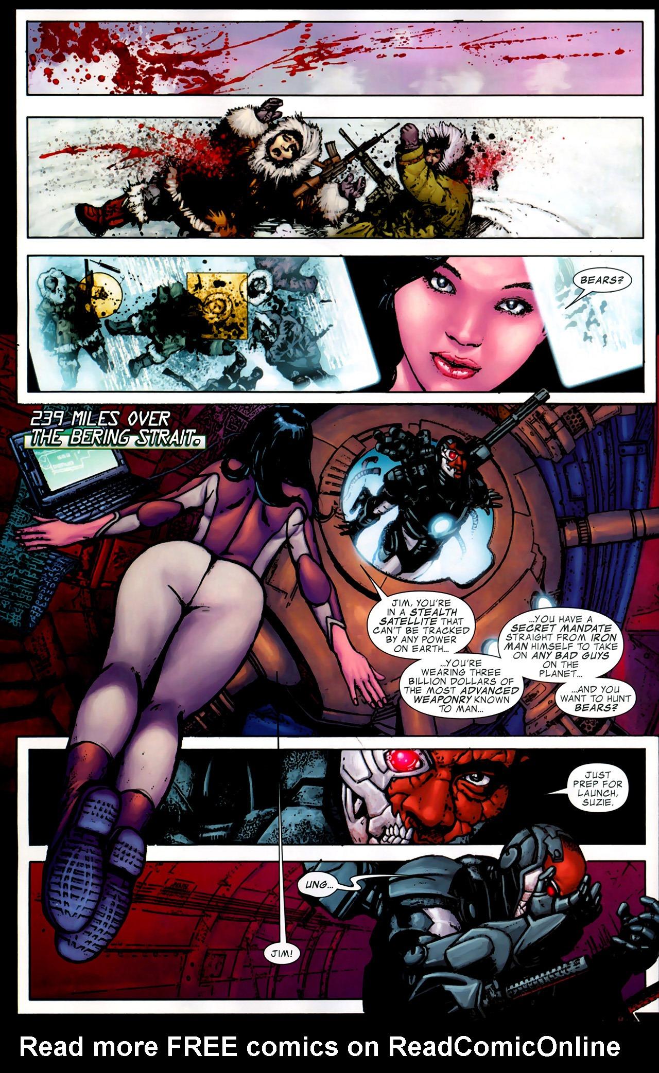 Read online Secret Invasion: Dark Reign comic -  Issue # Full - 38