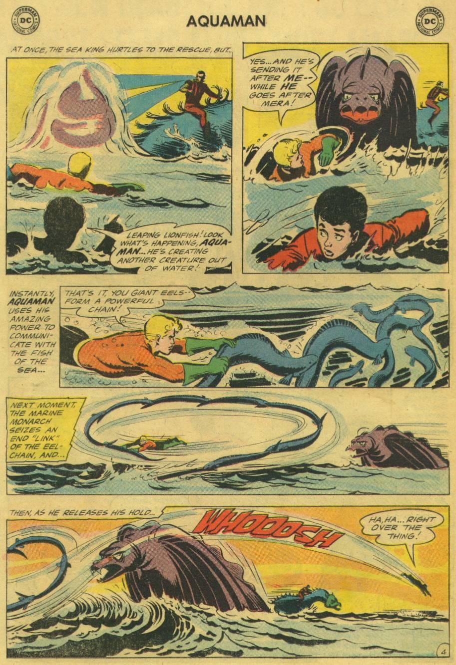 Aquaman (1962) Issue #18 #18 - English 6