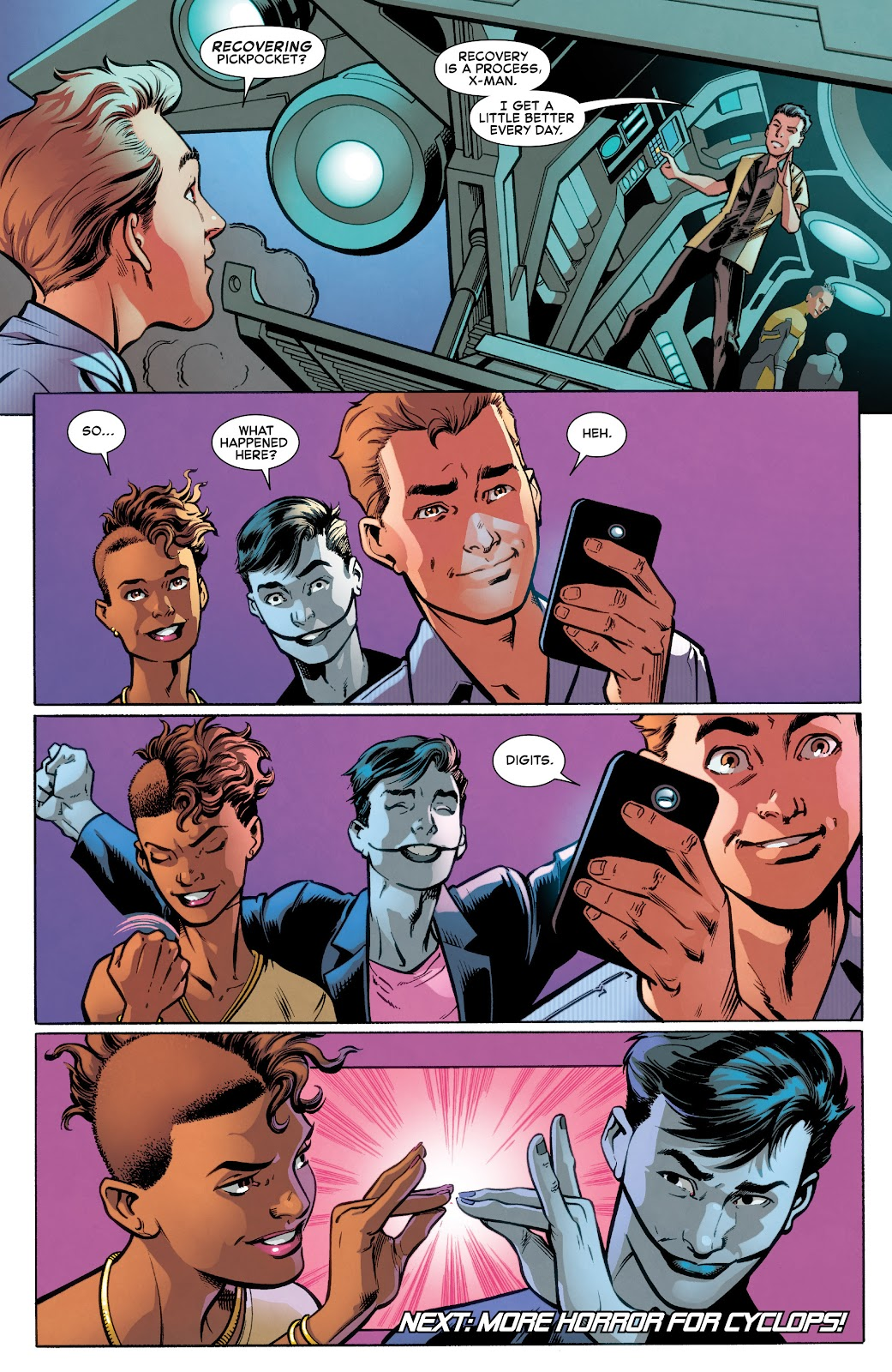 All-New X-Men (2016) Issue #13 #15 - English 22
