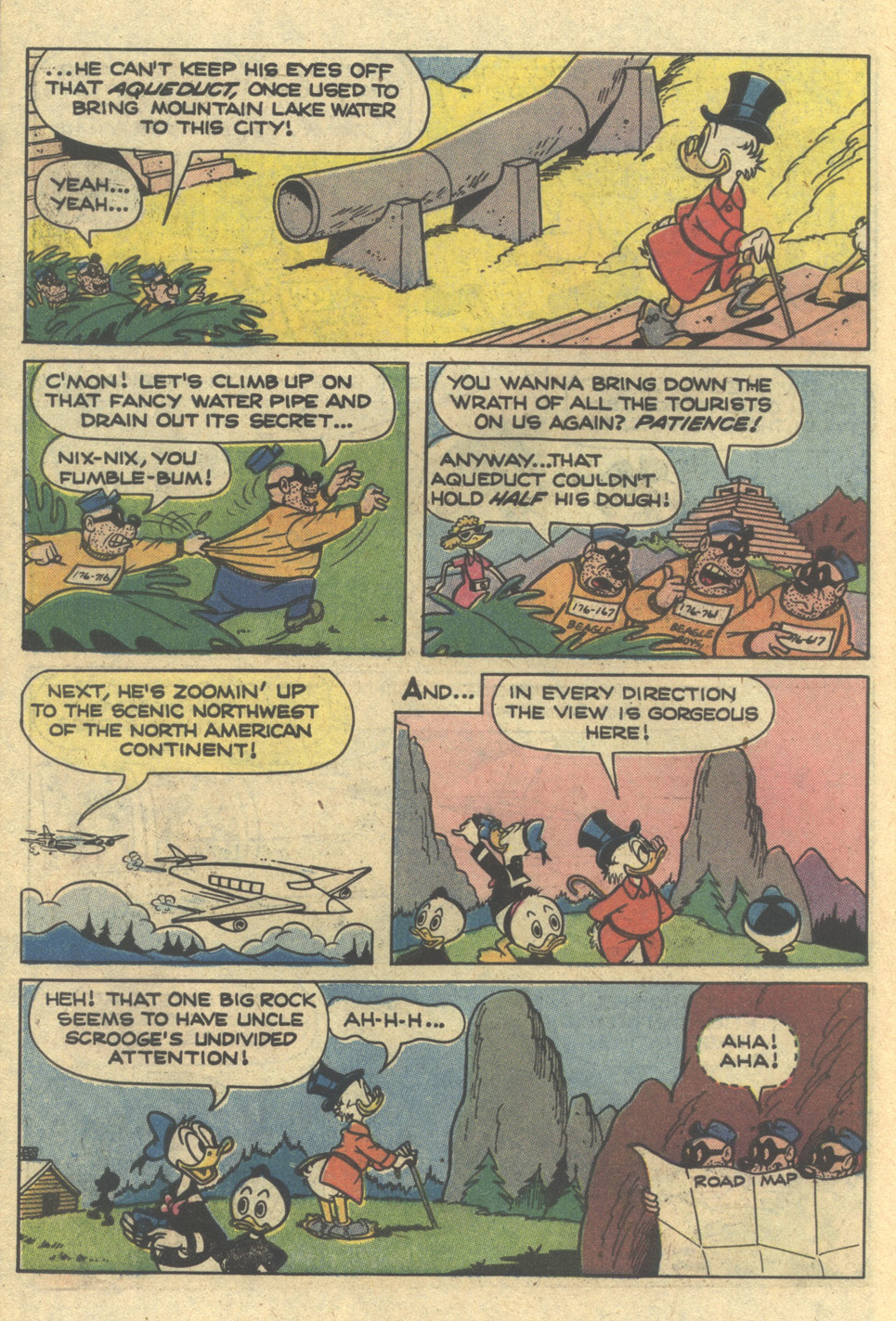 Uncle Scrooge (1953) Issue #167 #167 - English 10