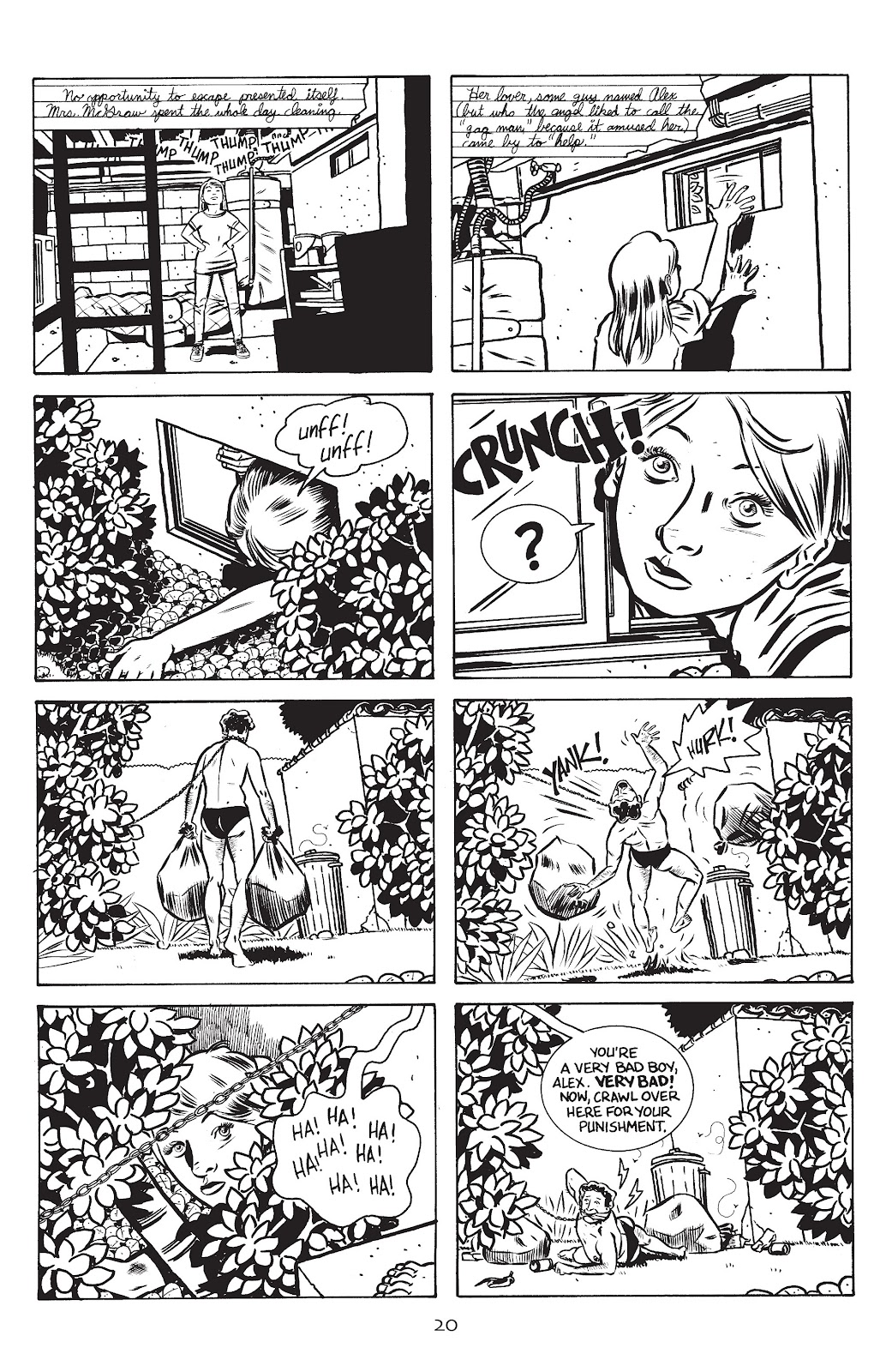Stray Bullets Issue #15 #15 - English 22
