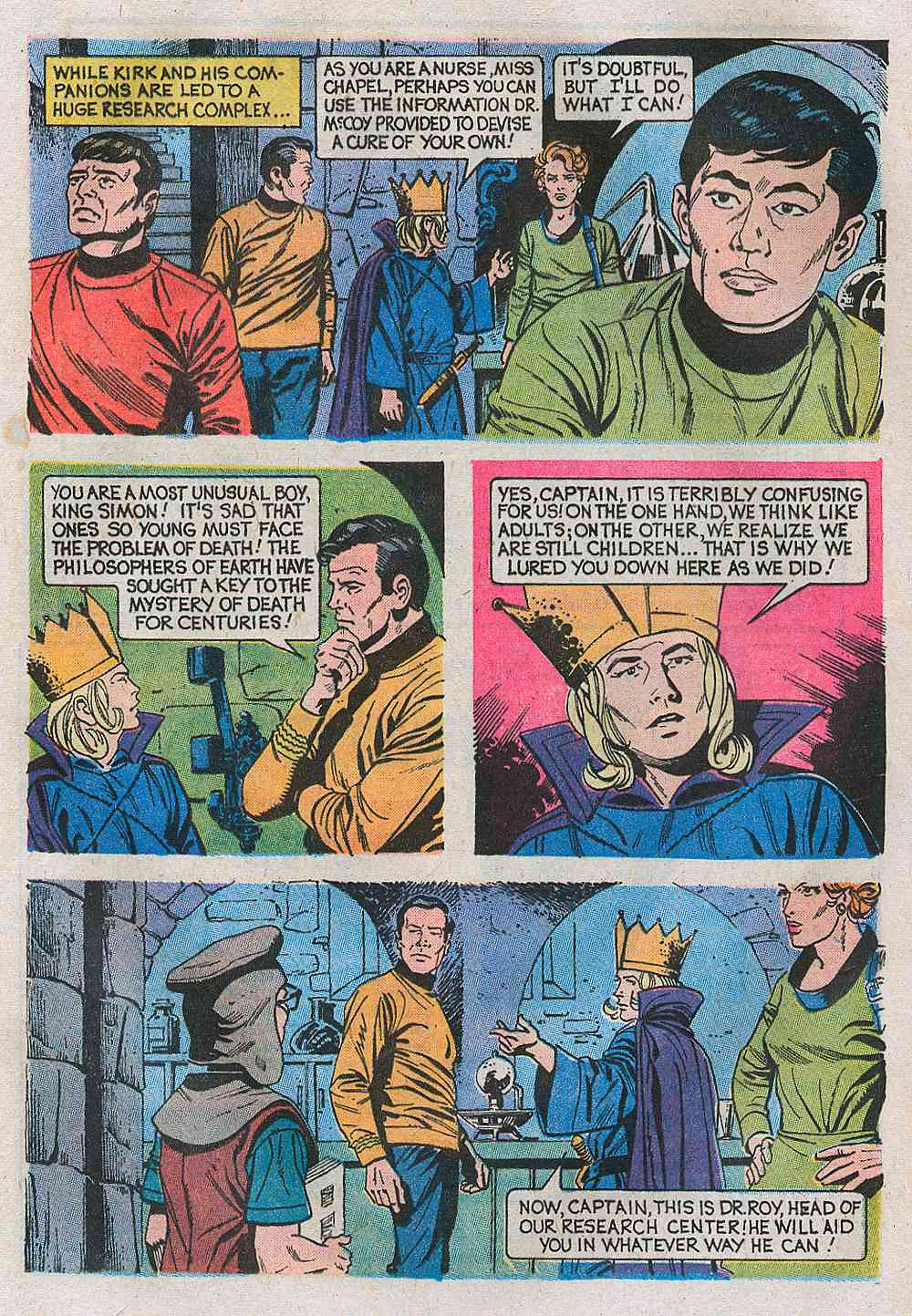 Star Trek (1967) Issue #23 #23 - English 11