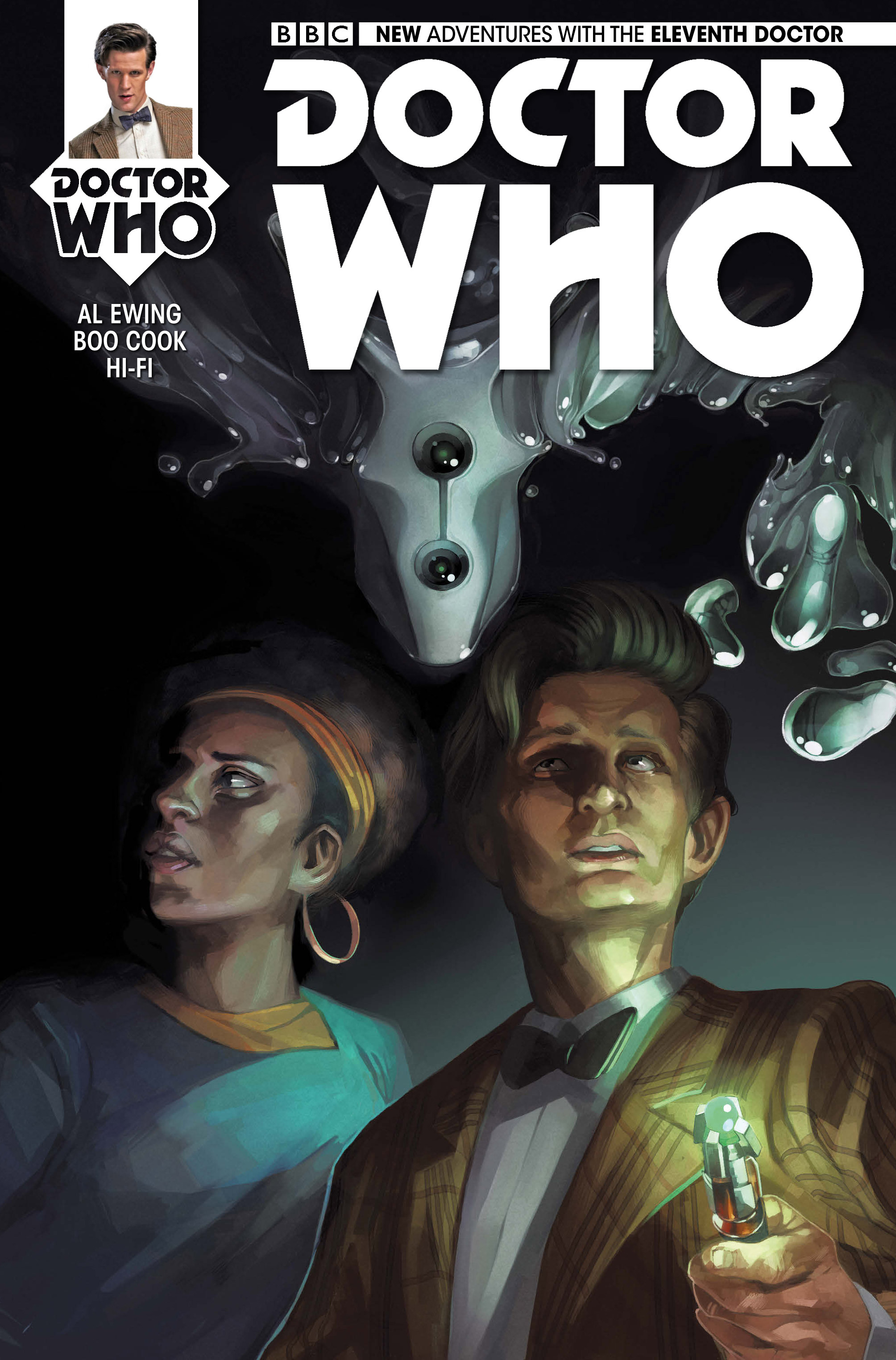 Doctor Who: The Eleventh Doctor 4 Page 1