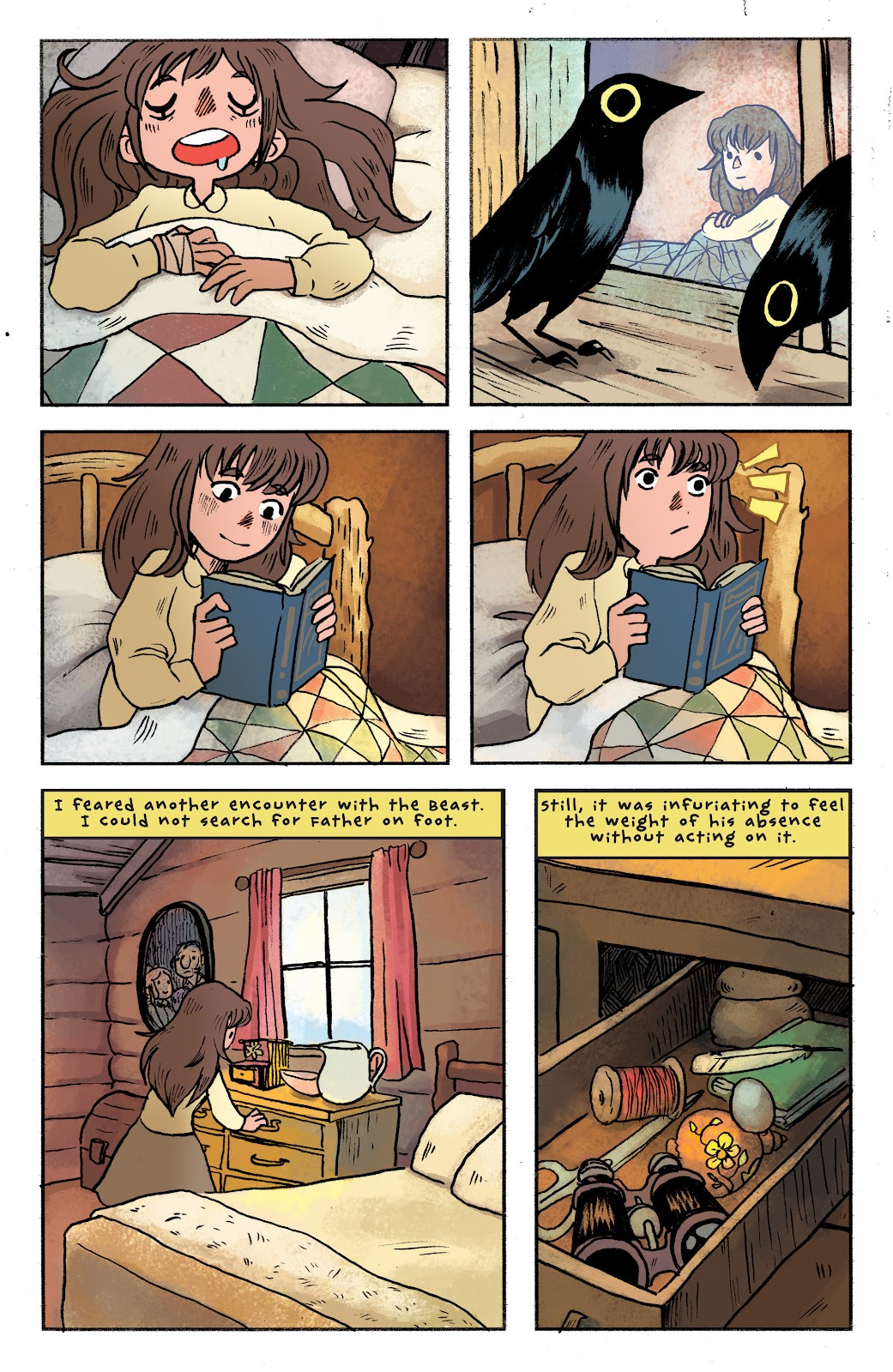 Over the Garden Wall (2016) Issue #1 #1 - English 18