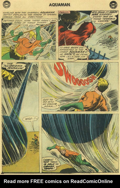 Read online Aquaman (1962) comic -  Issue #22 - 15