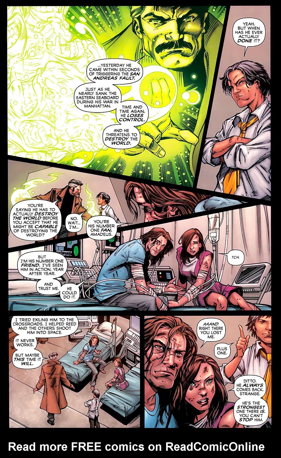 Incredible Hulks (2010) Issue #633 #23 - English 10