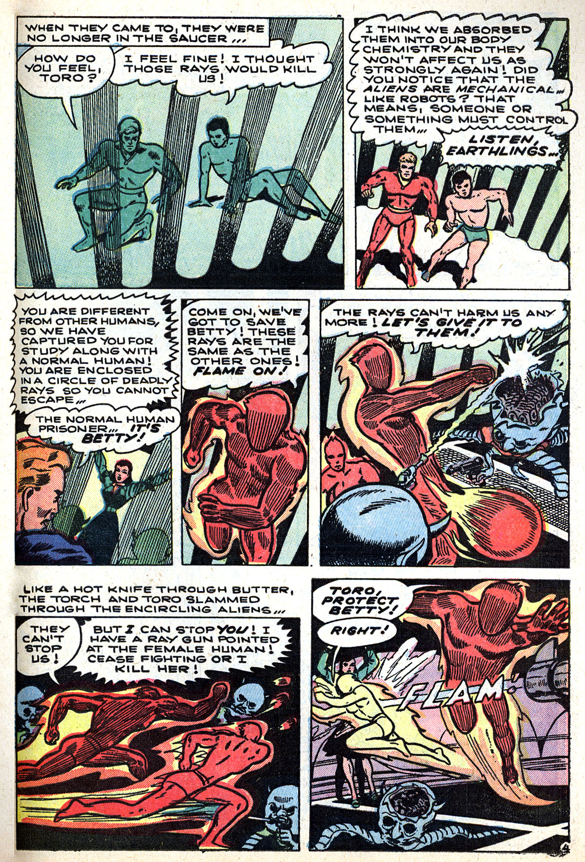 Sub-Mariner Comics #33 #33 - English 21