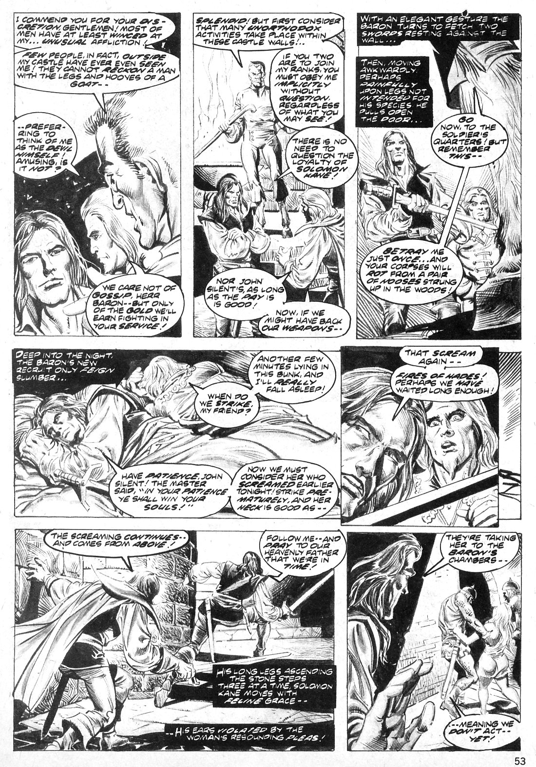 The Savage Sword Of Conan Issue #19 #20 - English 53