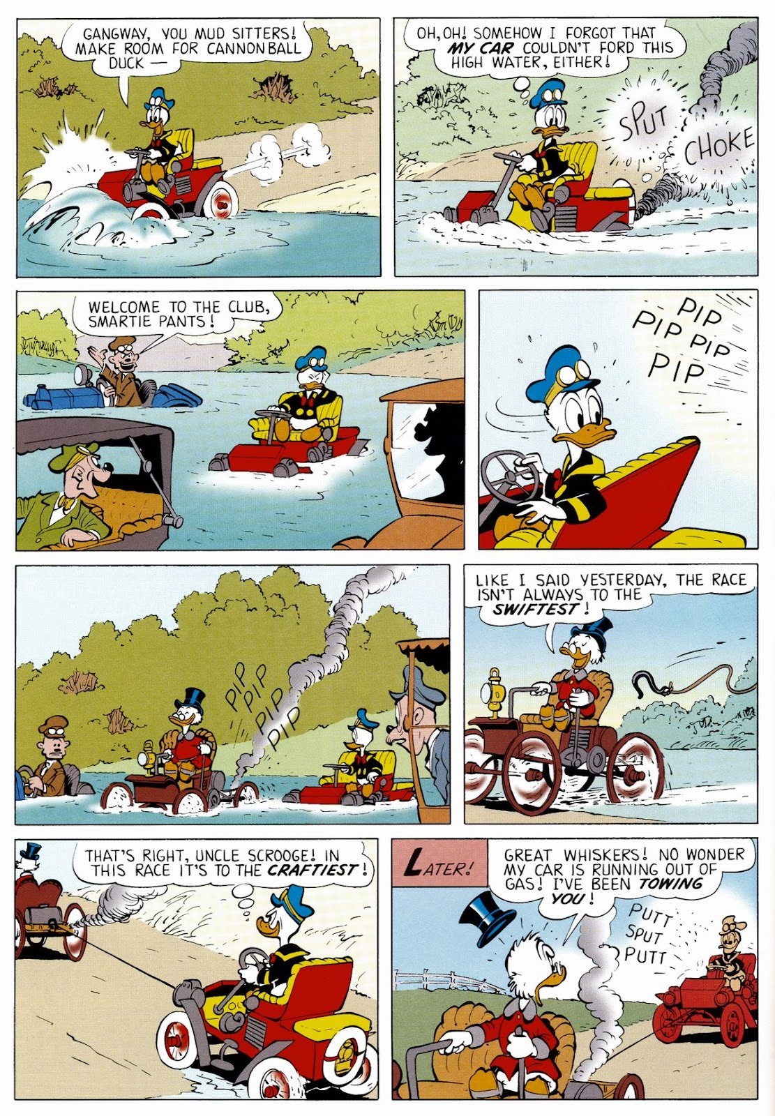 Uncle Scrooge (1953) Issue #327 #327 - English 40