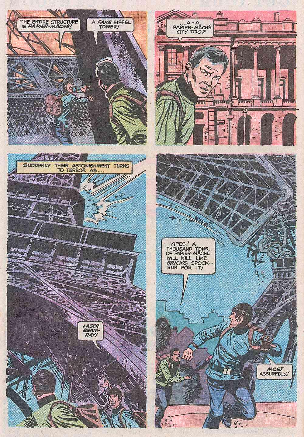 Star Trek (1967) #45 #45 - English 6