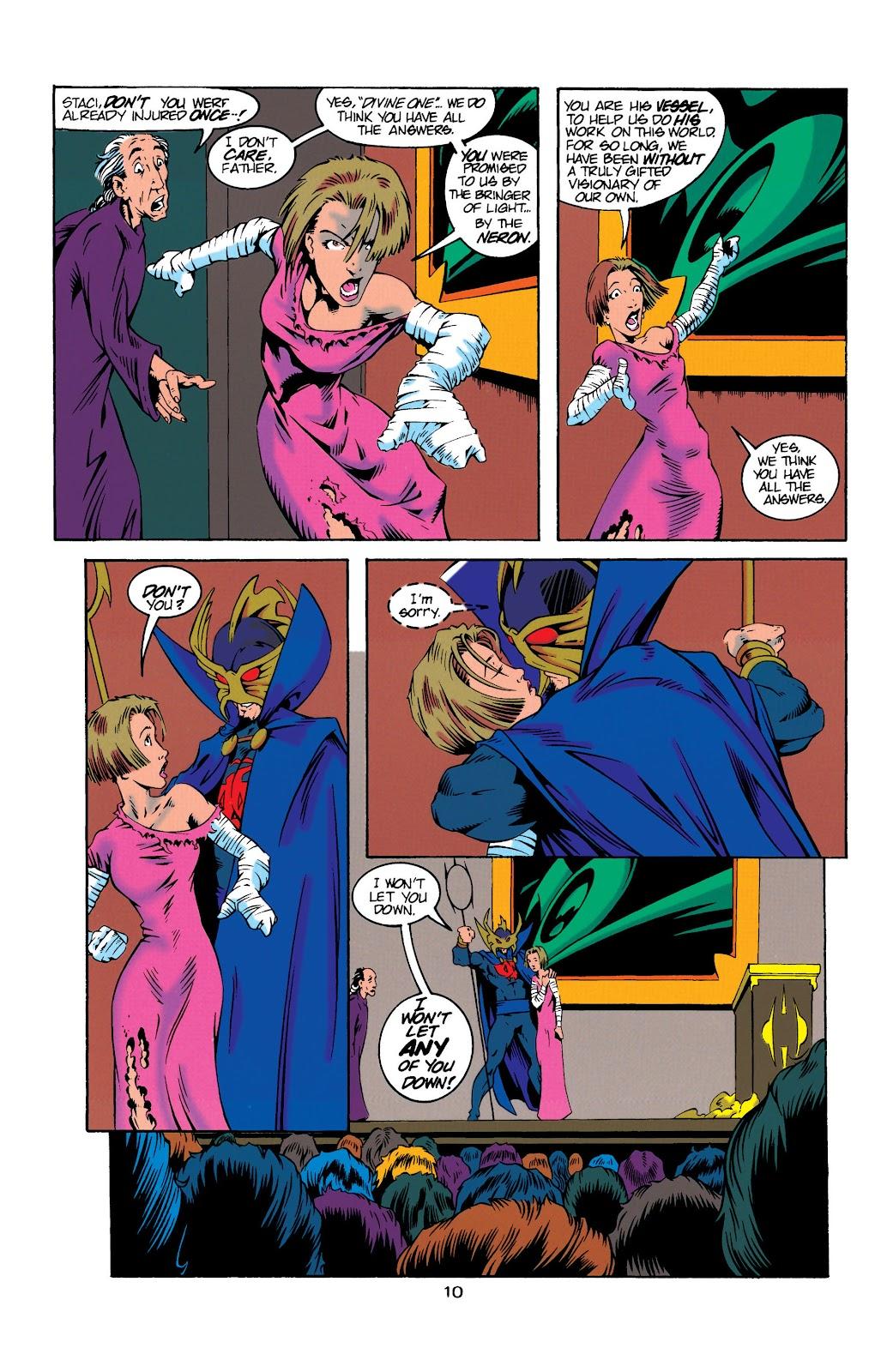 Aquaman (1994) Issue #20 #26 - English 10