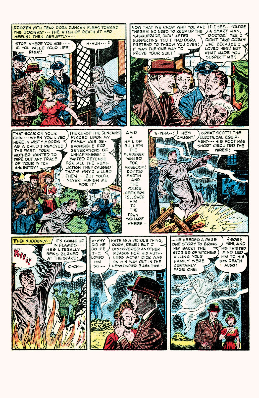 Haunted Horror Issue #20 #20 - English 37