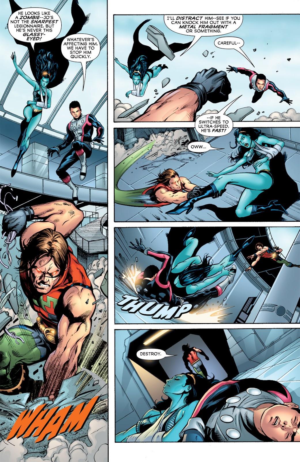 Legion of Super-Heroes (2010) Issue #2 #3 - English 30