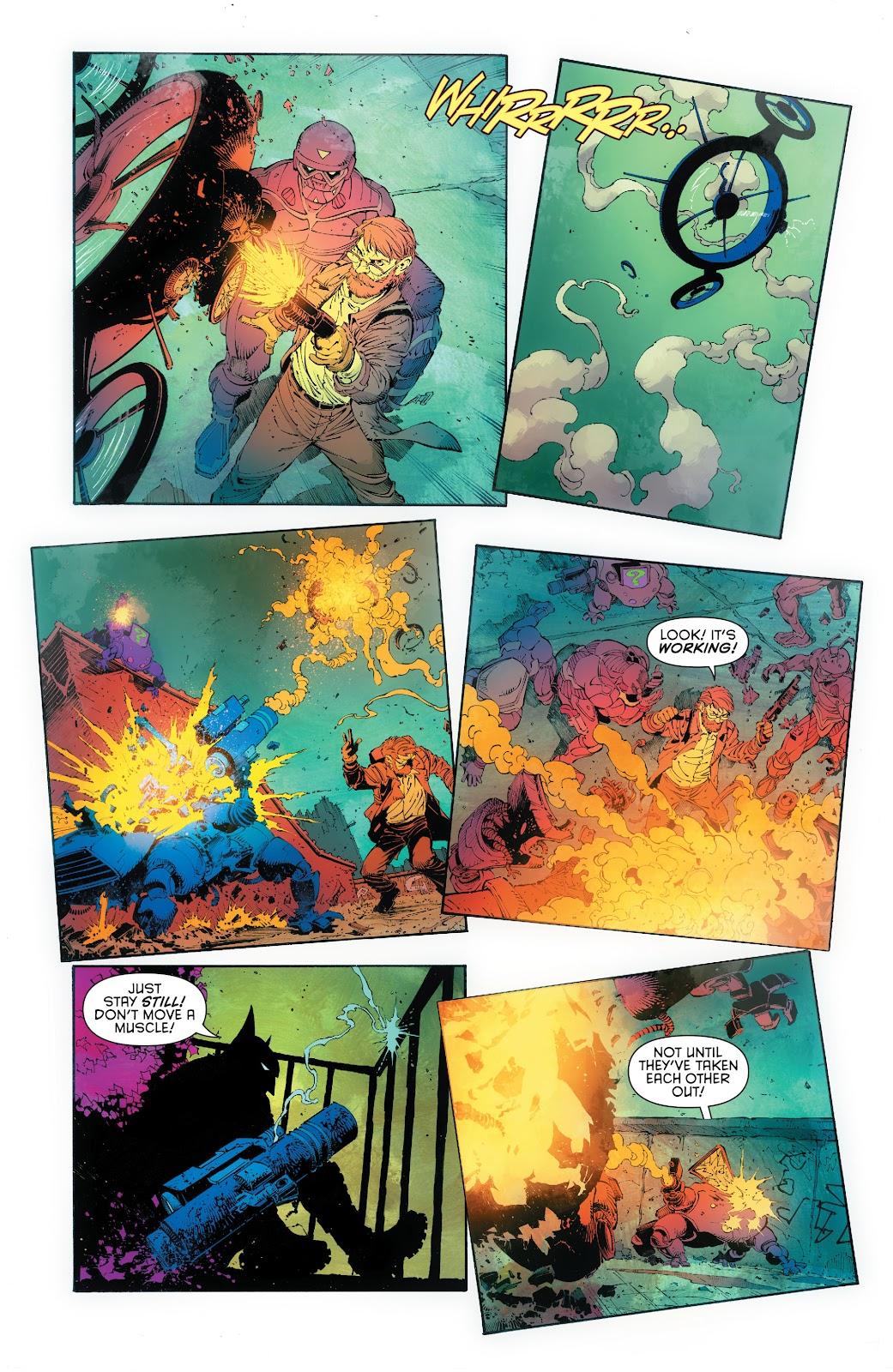 Batman (2011) Issue #30 #49 - English 22