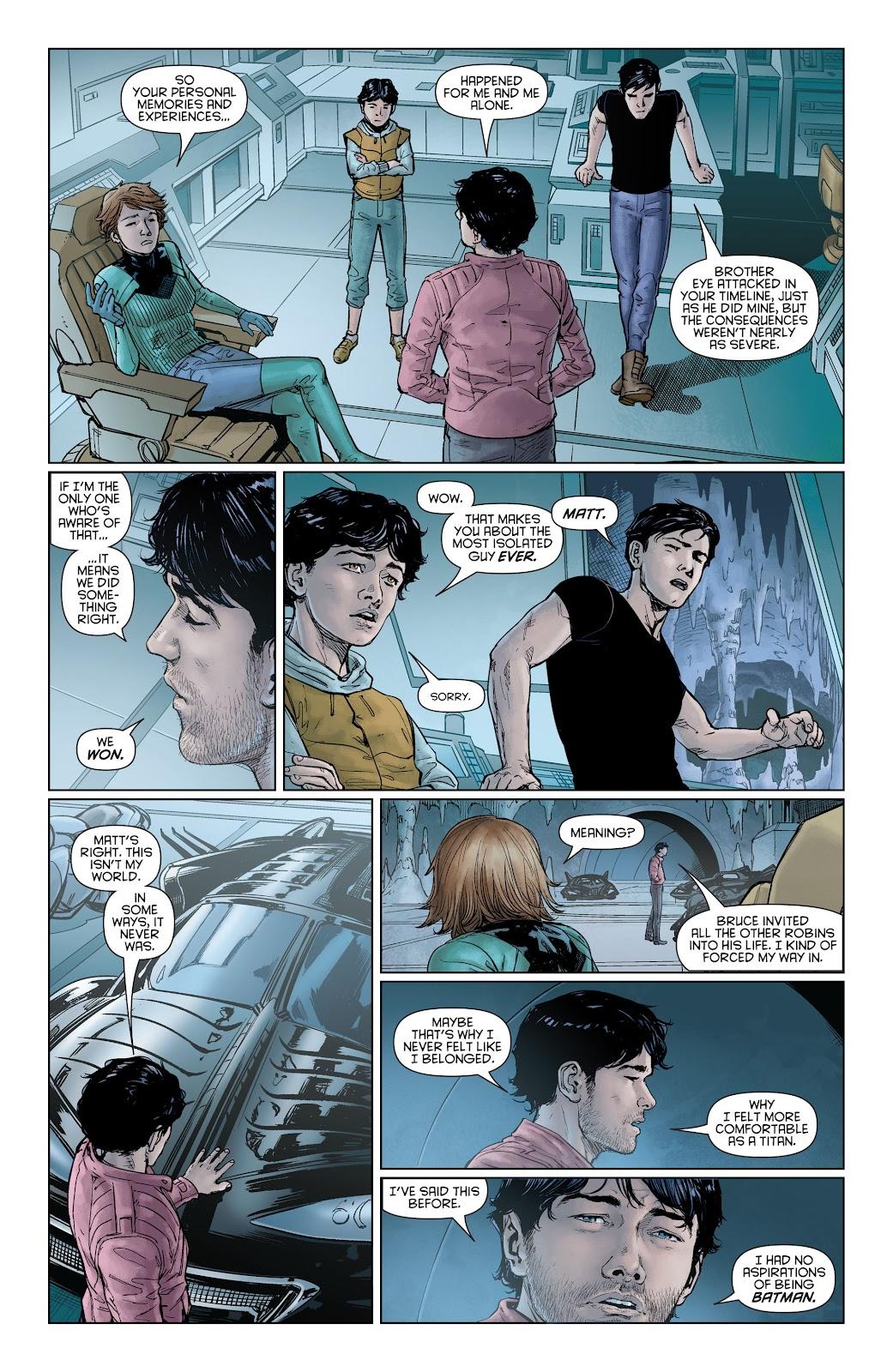 Batman Beyond (2015) Issue #16 #16 - English 17