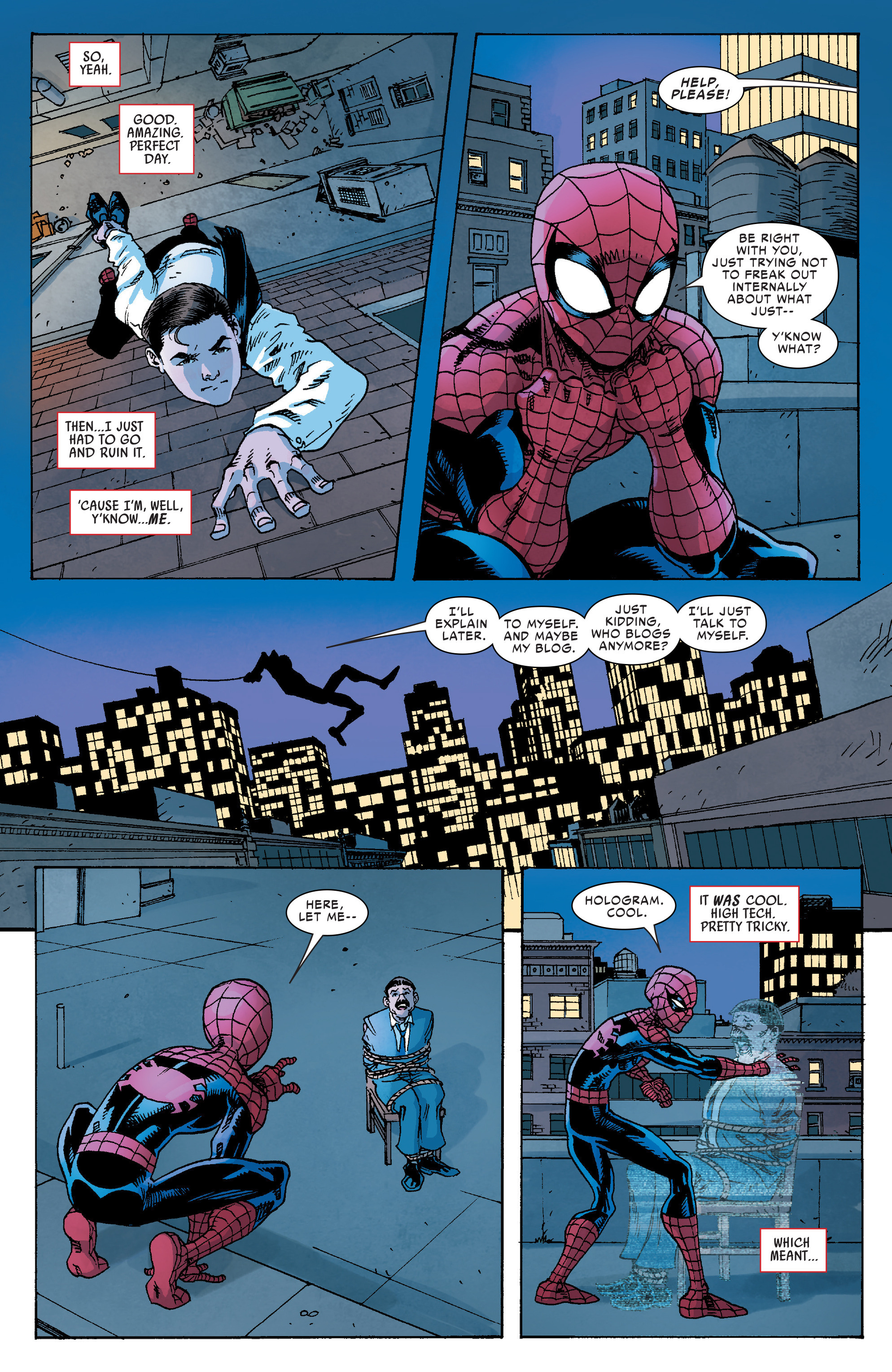 Spidey (2016) chap 12 pic 9