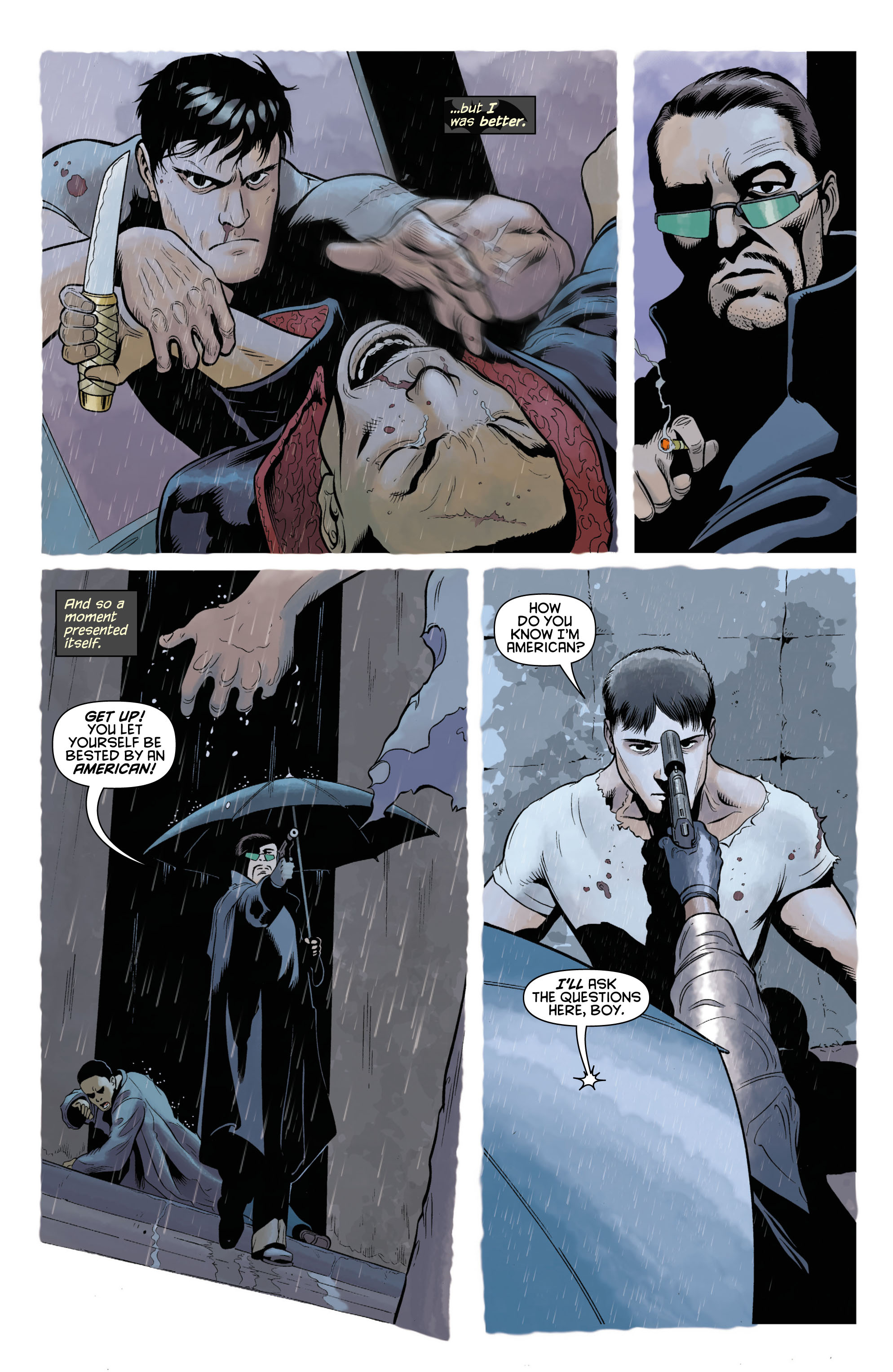 Batman and Robin (2011) chap 1 pic 105