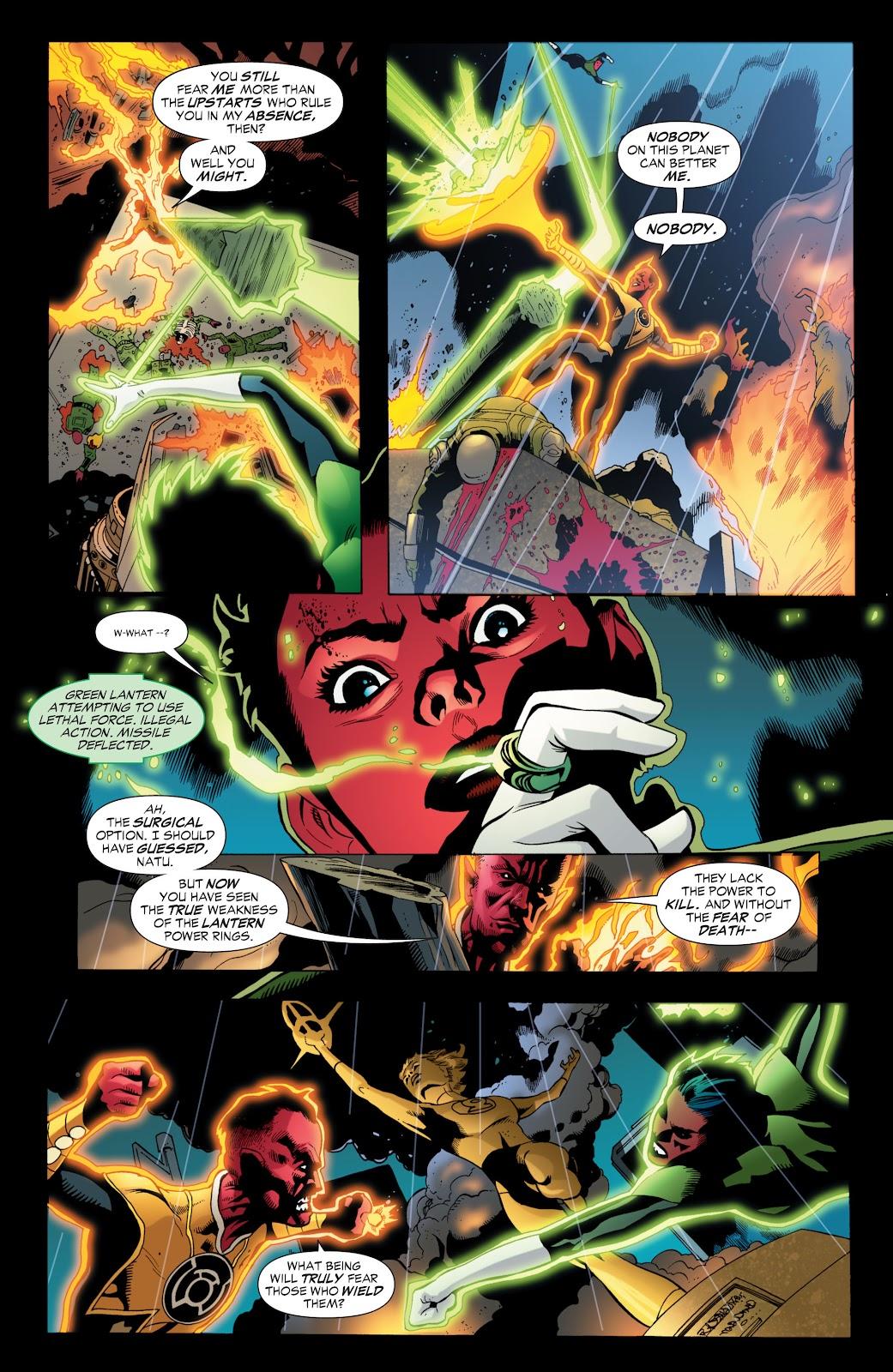 Green Lantern: The Sinestro Corps War Full #1 - English 80