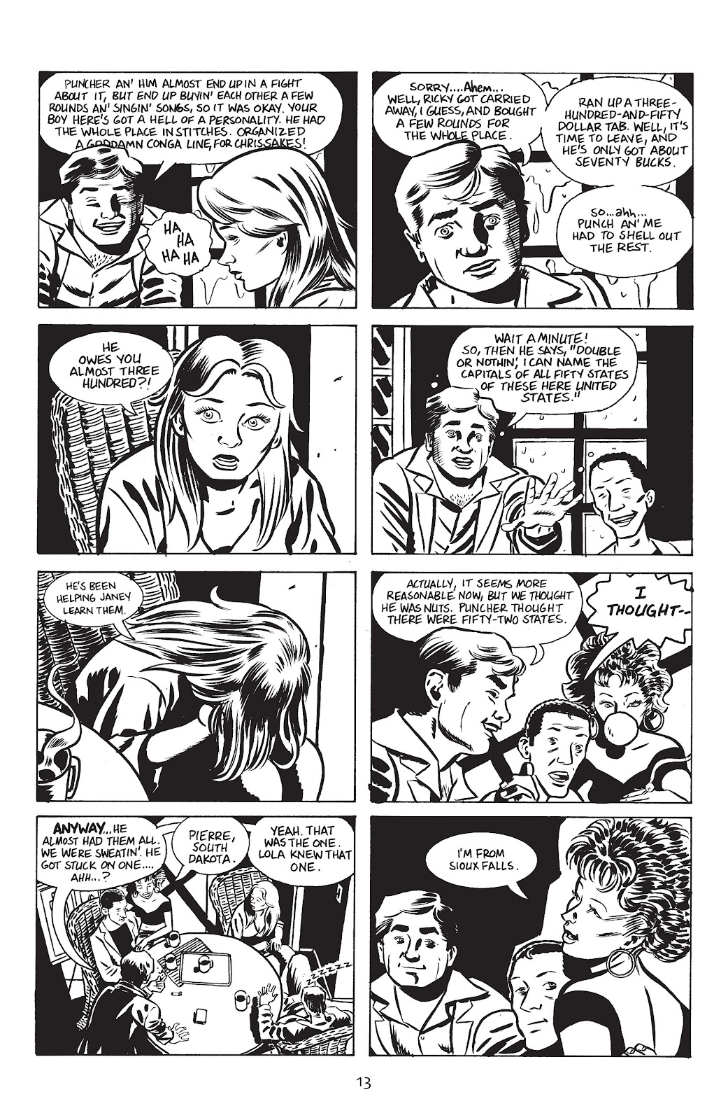 Stray Bullets Issue #17 #17 - English 15