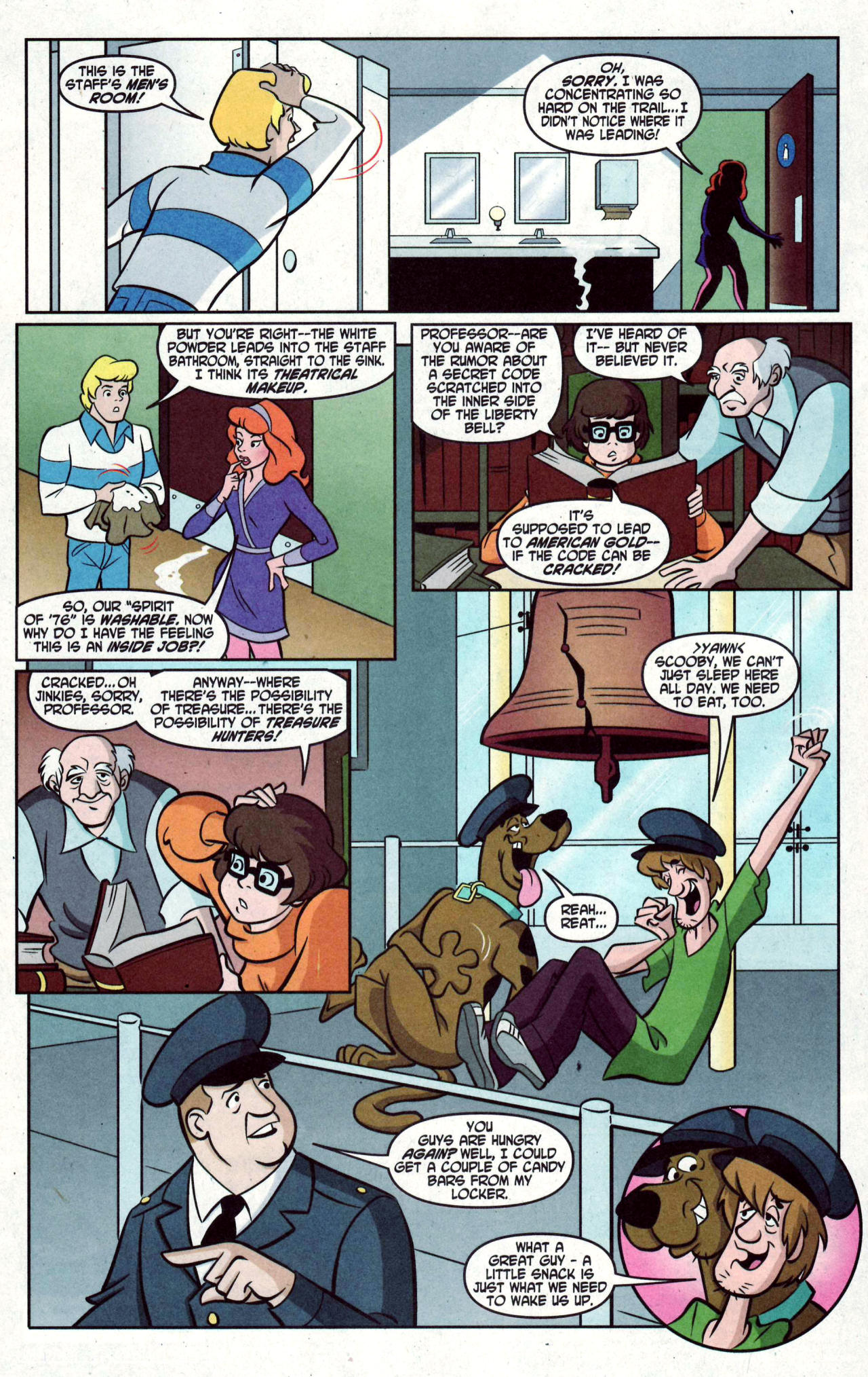 Read online Scooby-Doo (1997) comic -  Issue #122 - 8