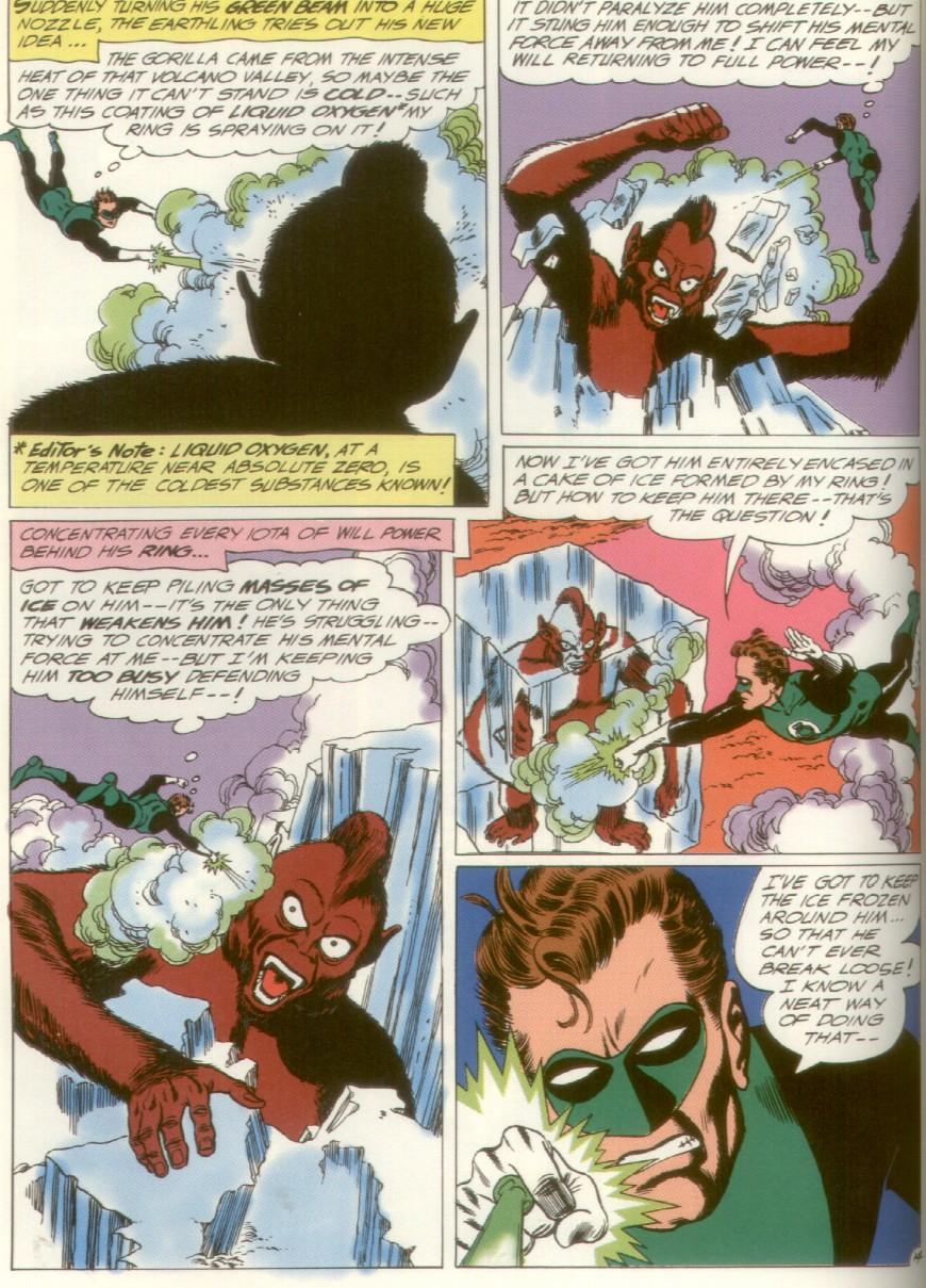 Read online Secret Origins (1961) comic -  Issue # Full - 34