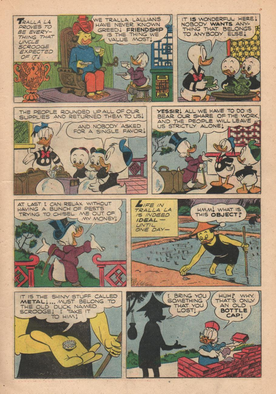 Uncle Scrooge (1953) #6 #399 - English 15