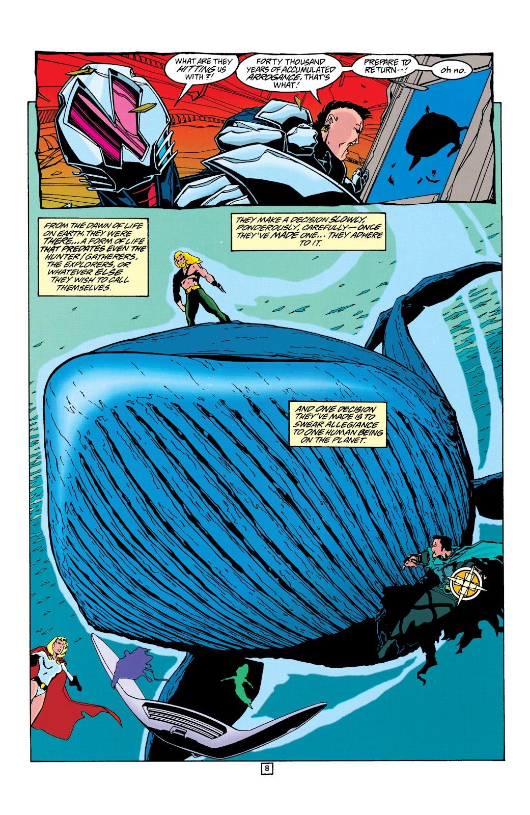 Aquaman (1994) Issue #24 #30 - English 9