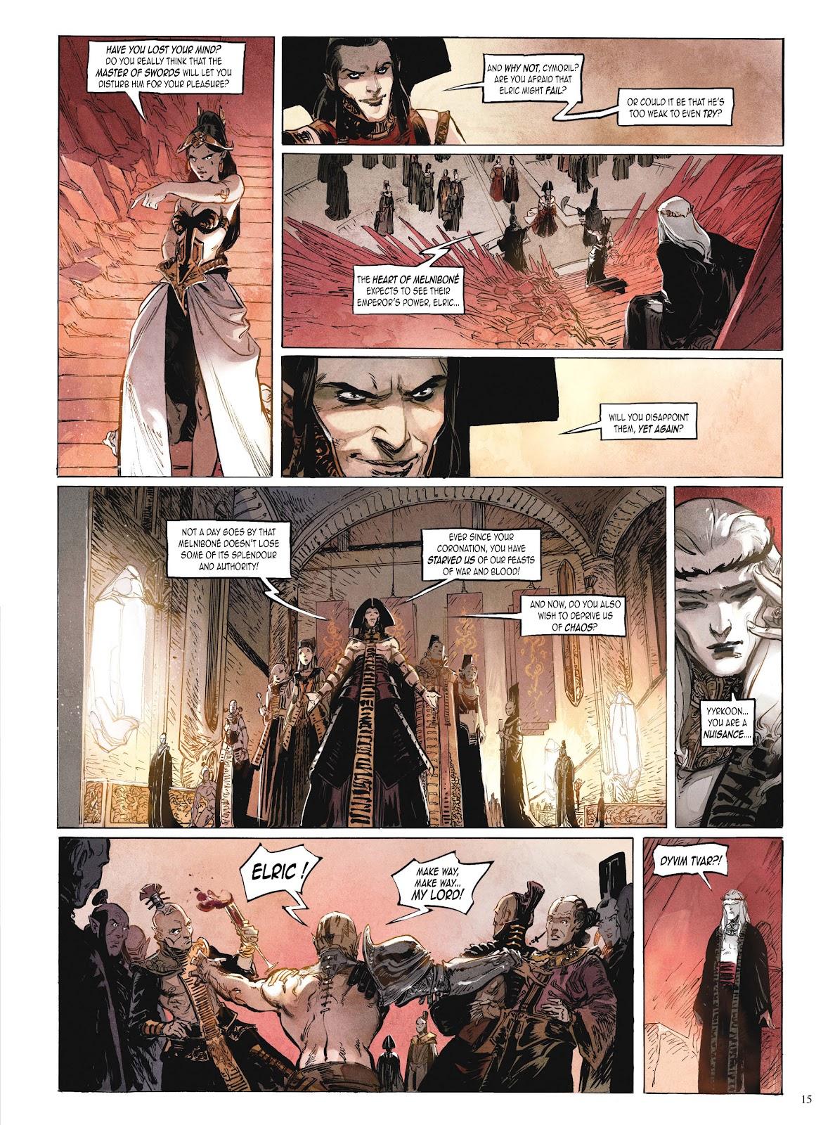 Elric (2014) TPB 1 #1 - English 16