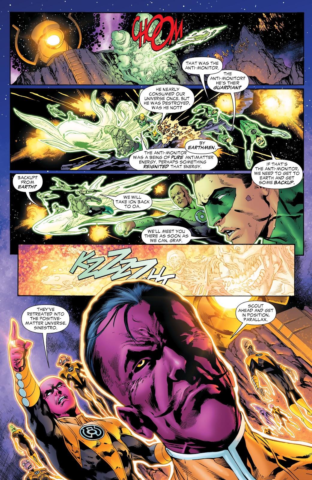 Green Lantern: The Sinestro Corps War Full #1 - English 152