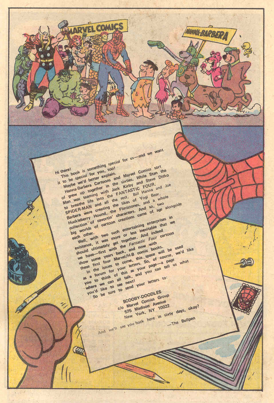 Read online Scooby-Doo (1977) comic -  Issue #1 - 21