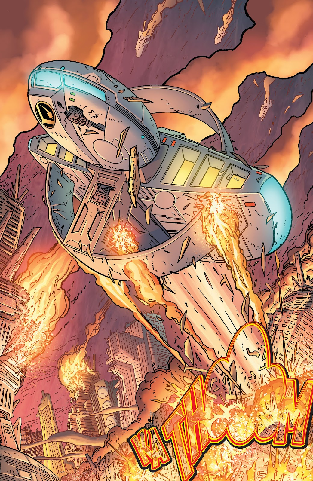 Legion of Super-Heroes (2011) Issue #18 #19 - English 20