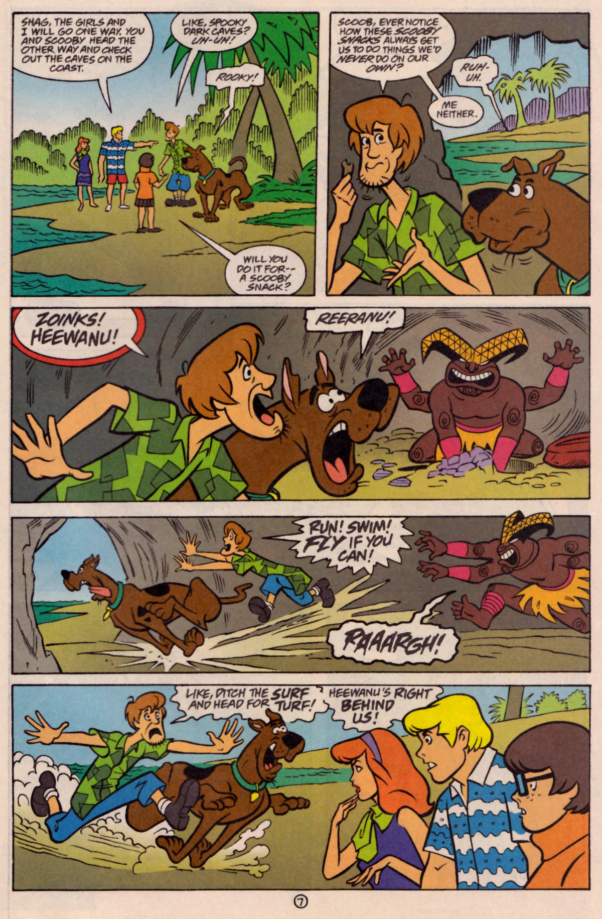Read online Scooby-Doo (1997) comic -  Issue #24 - 20