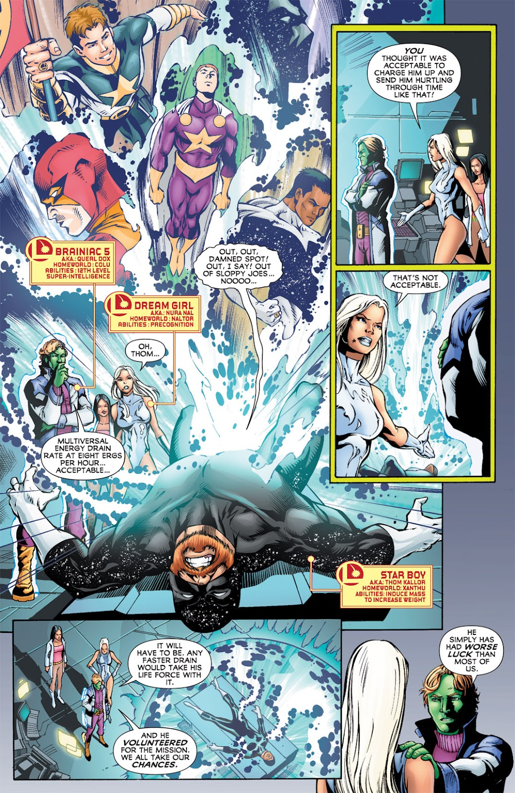 Legion of Super-Heroes (2010) Issue #12 #13 - English 7