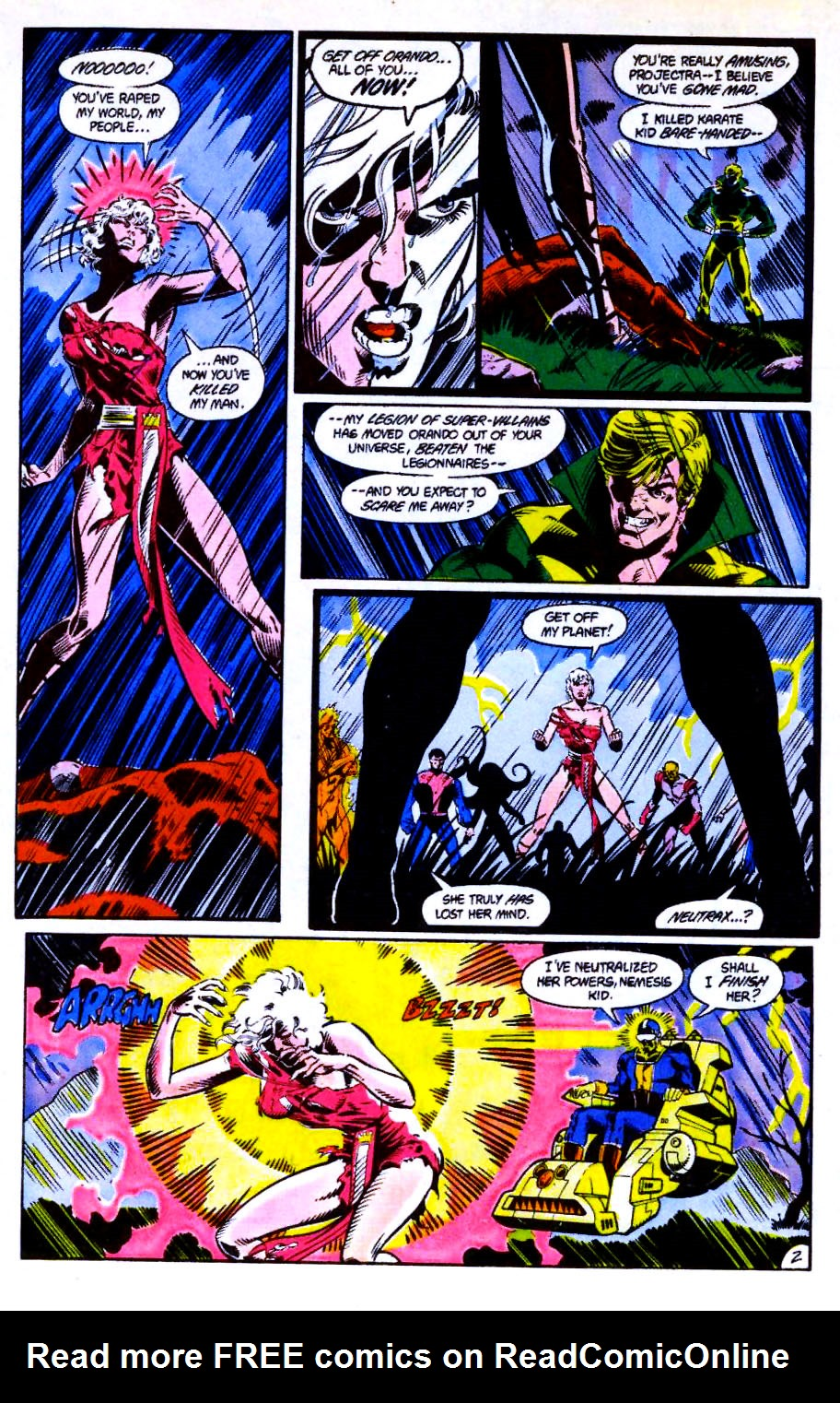 Tales of the Legion Issue #330 #17 - English 3