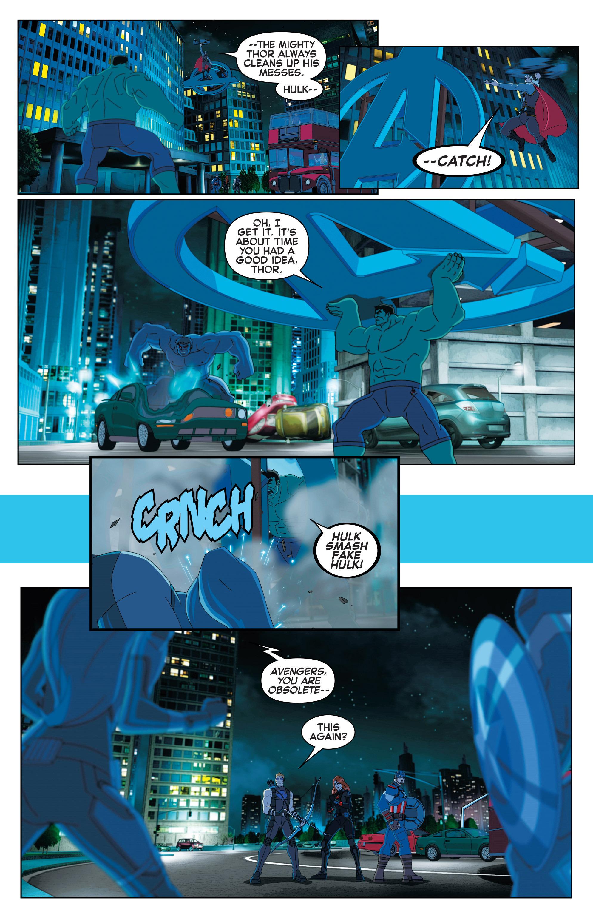 Read online Marvel Universe Avengers: Ultron Revolution comic -  Issue #2 - 15