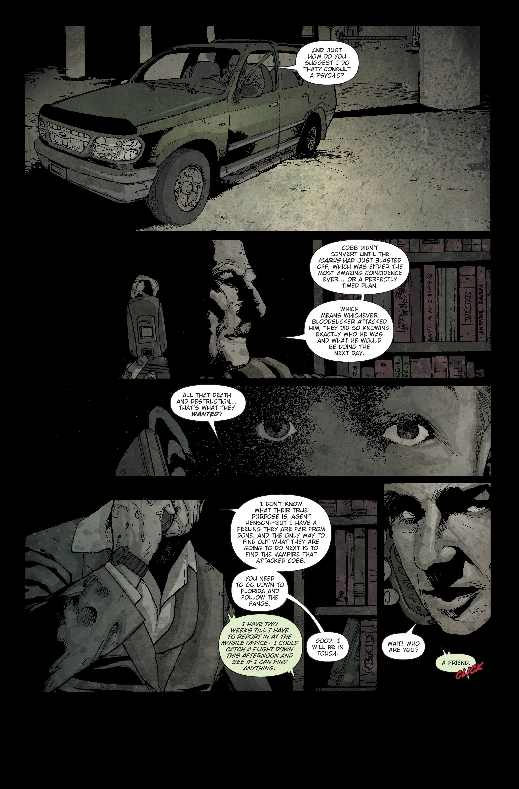 30 Days of Night: Spreading the Disease 1 Page 8