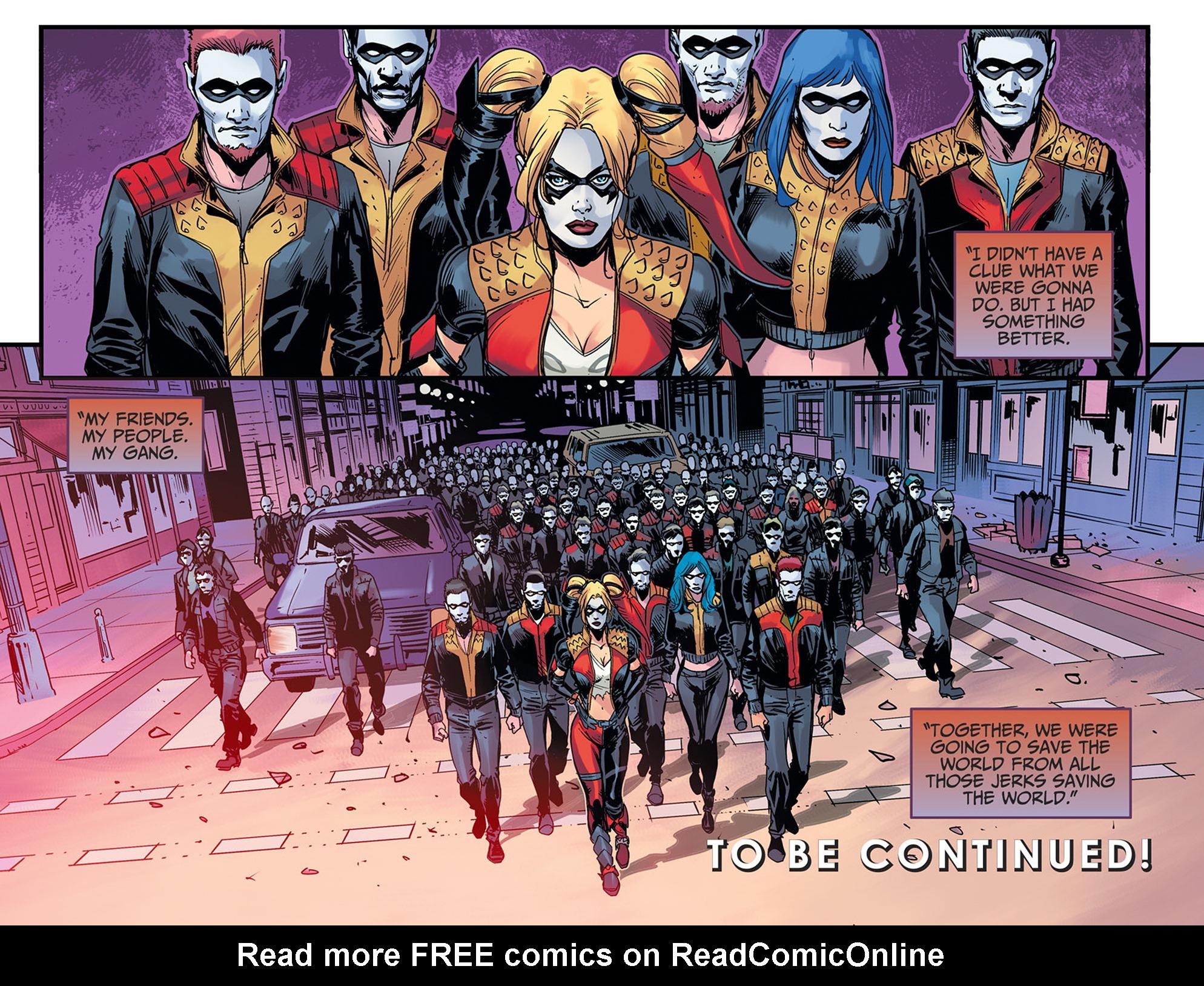 Read online Injustice: Ground Zero comic -  Issue #21 - 23