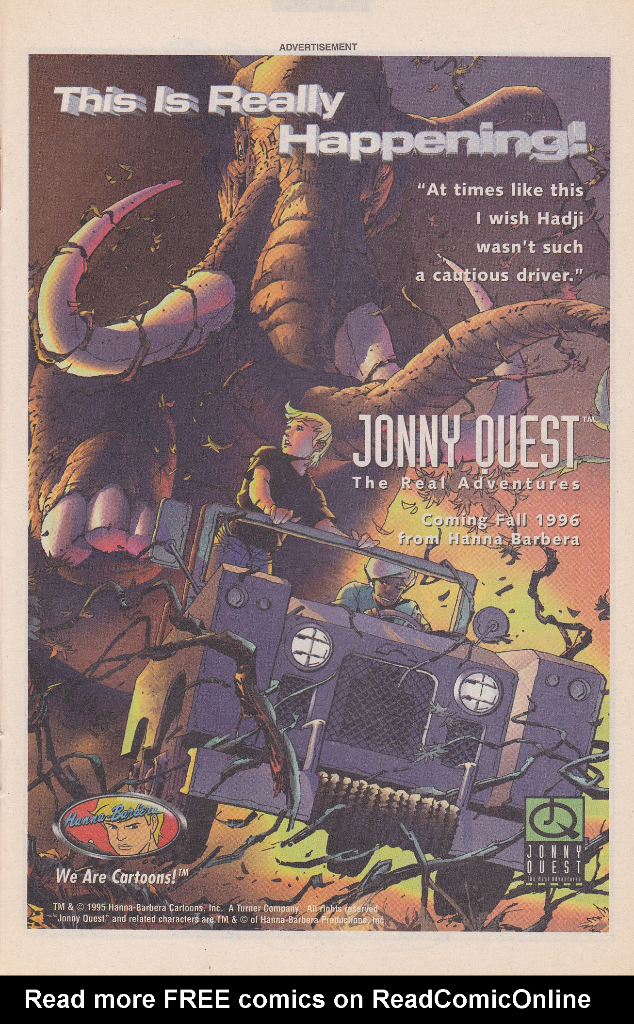 Read online Scooby-Doo (1995) comic -  Issue #8 - 23