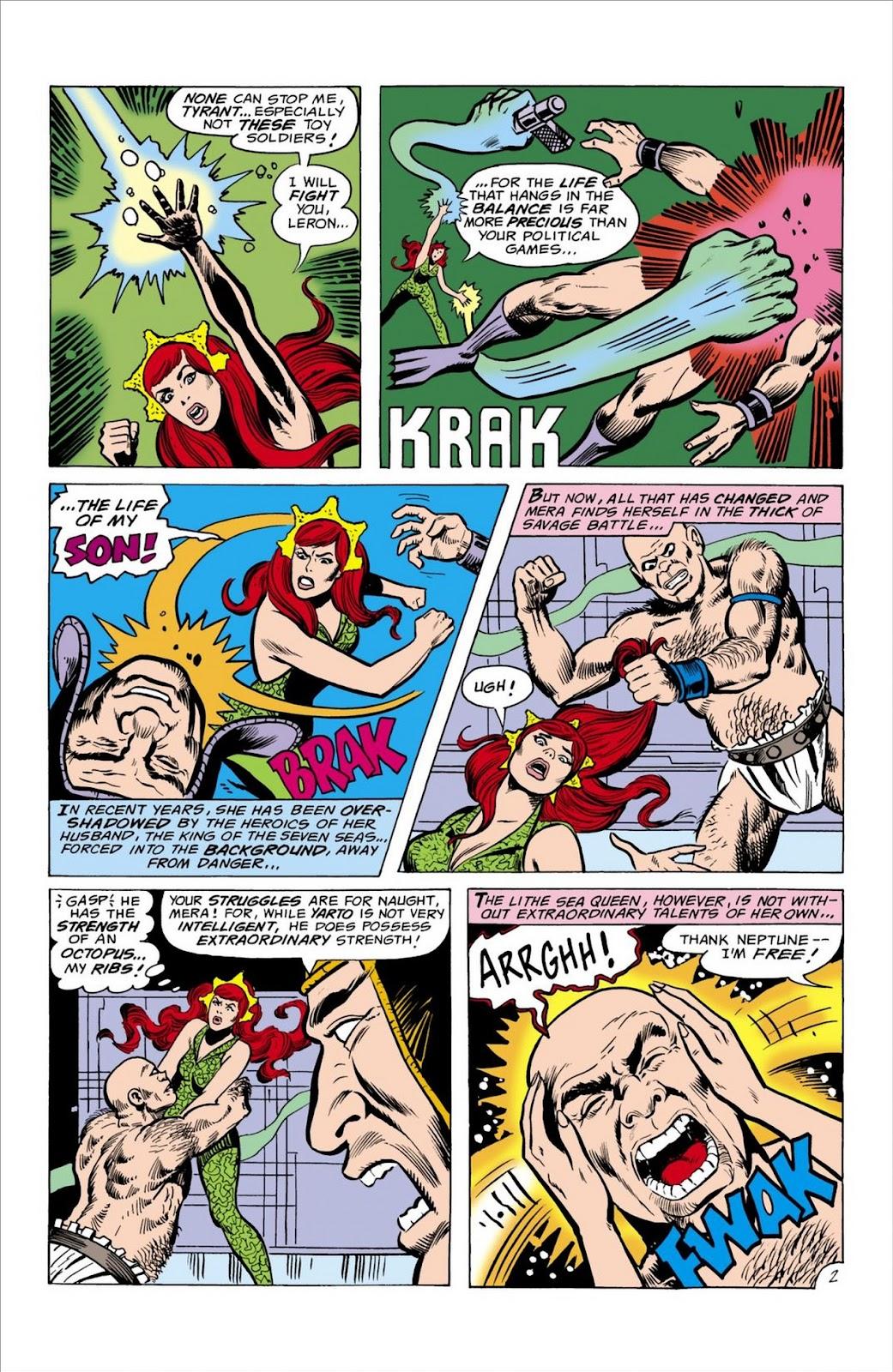 Aquaman (1962) Issue #59 #59 - English 14