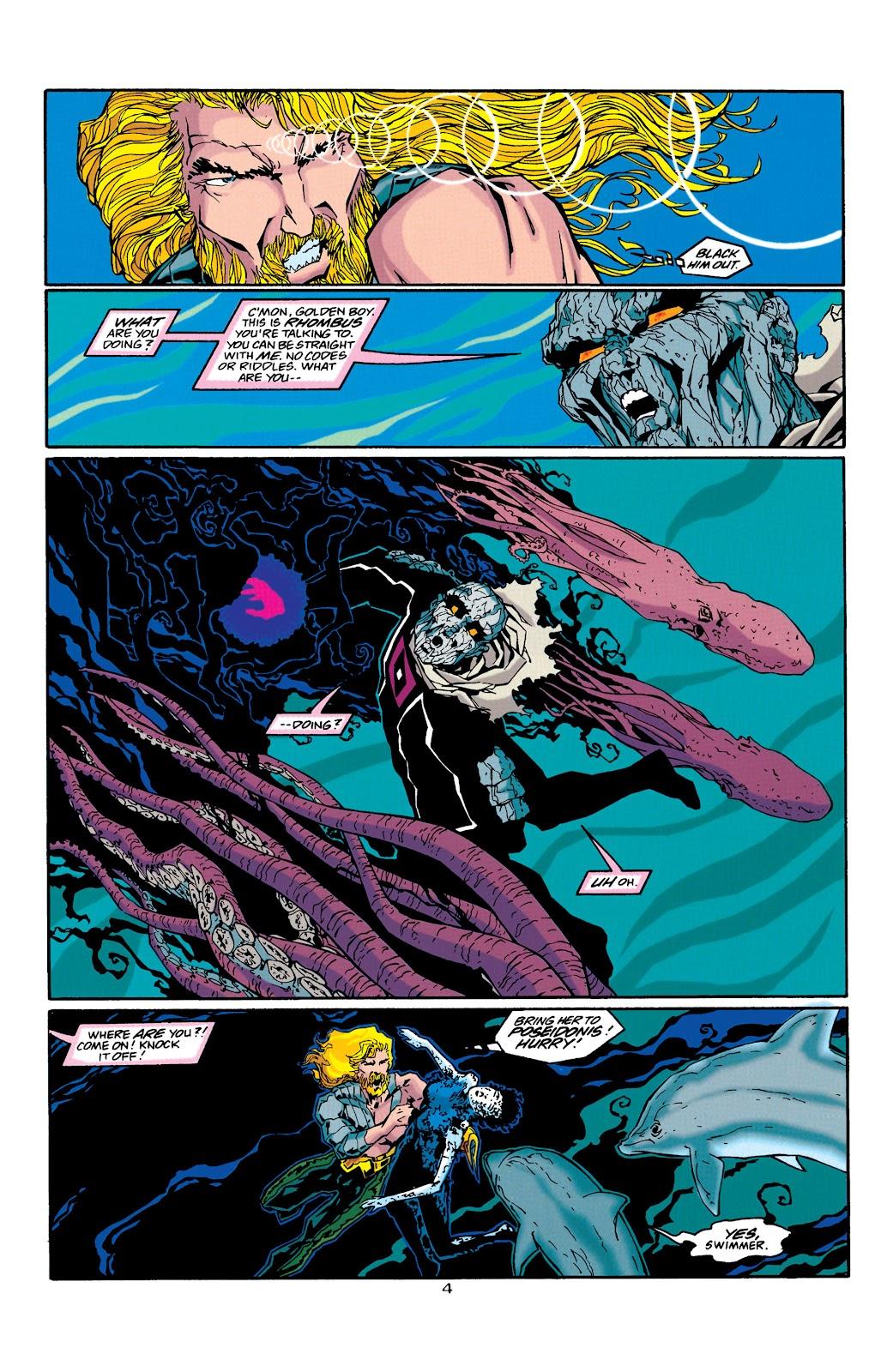 Aquaman (1994) Issue #39 #45 - English 5