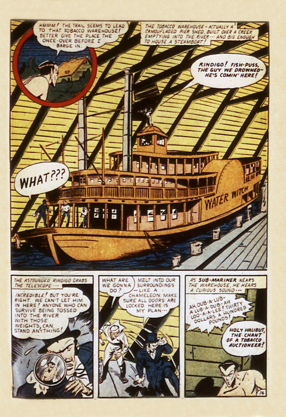 Sub-Mariner Comics Issue #7 #7 - English 59