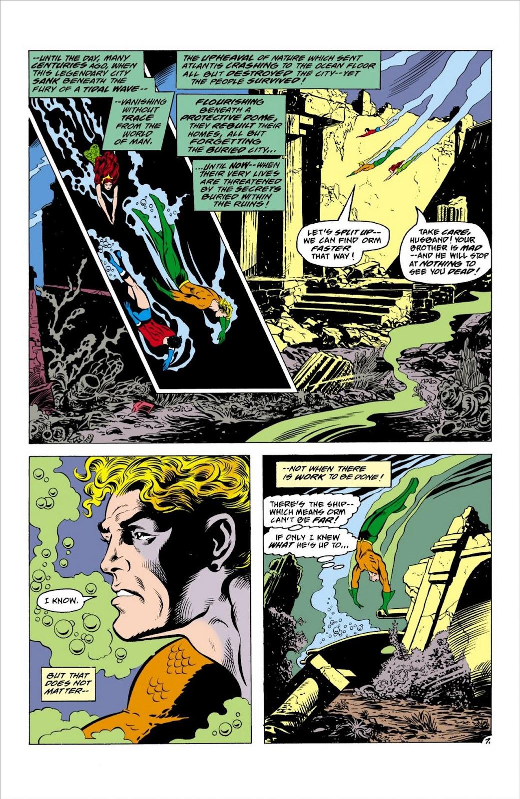 Aquaman (1962) Issue #63 #63 - English 8