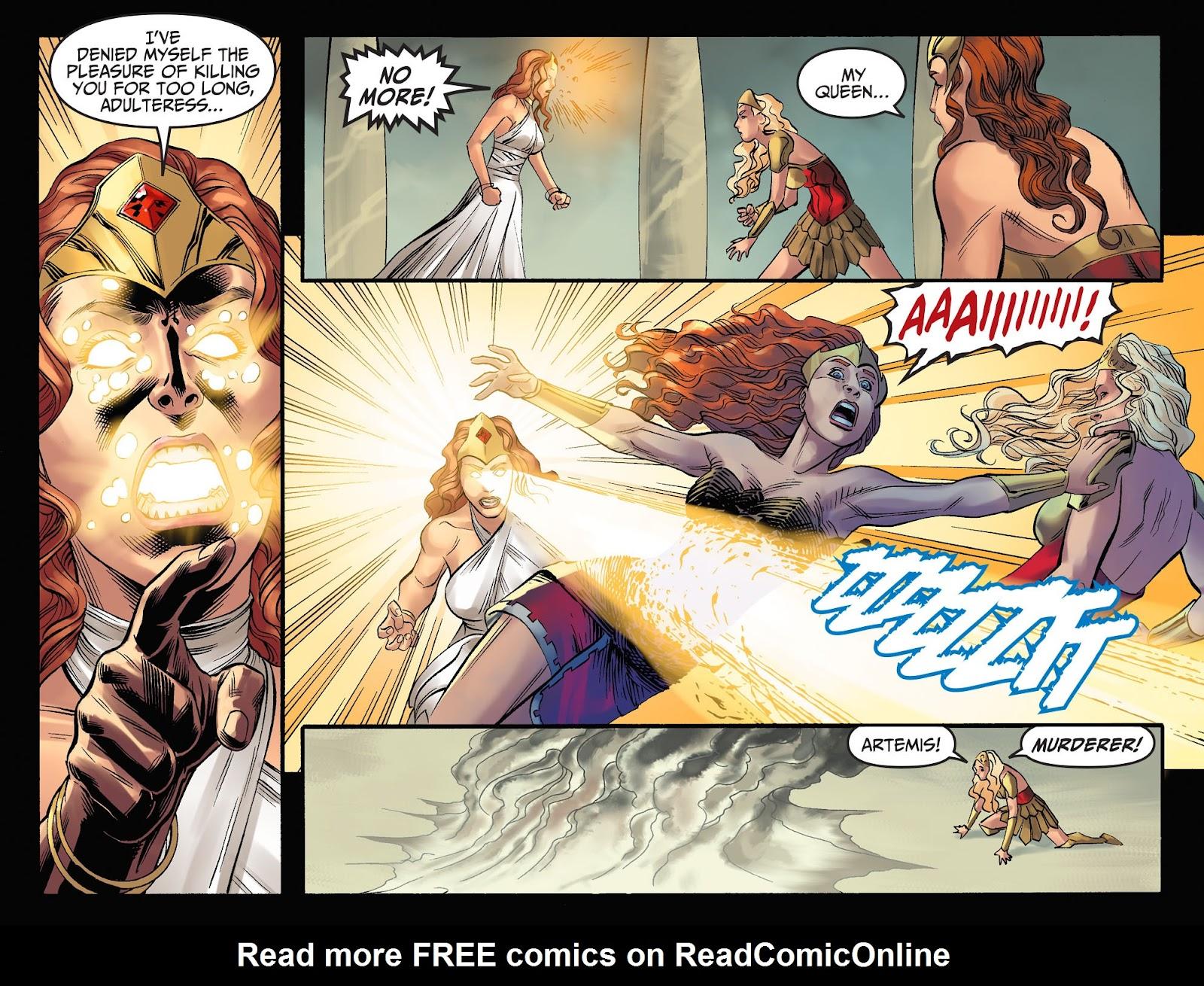 Injustice: Gods Among Us Year Four Issue #23 #24 - English 11