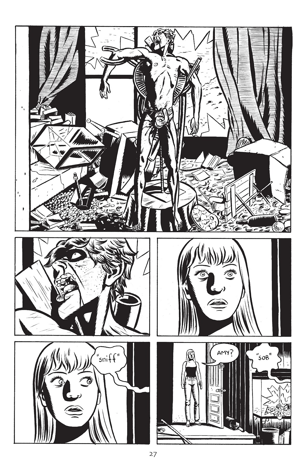 Stray Bullets Issue #27 #27 - English 29