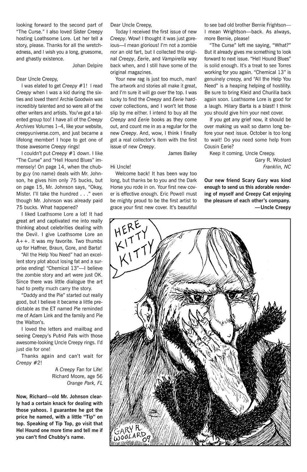 Creepy (2009) Issue #2 #2 - English 49